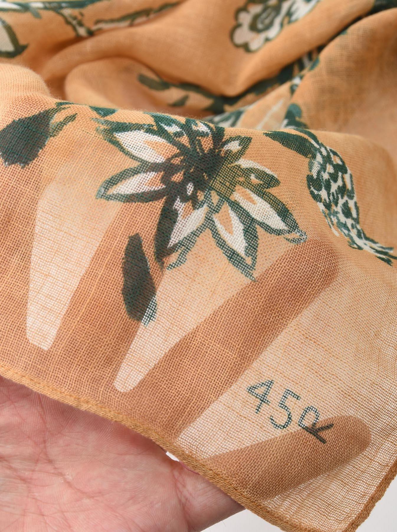 Supima Cotton Gauze Bandana-4