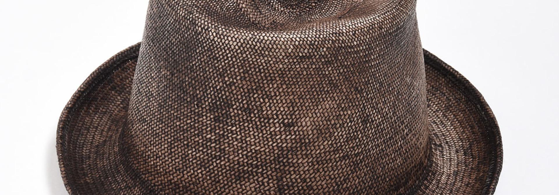 Piece-dyed Panama Hat