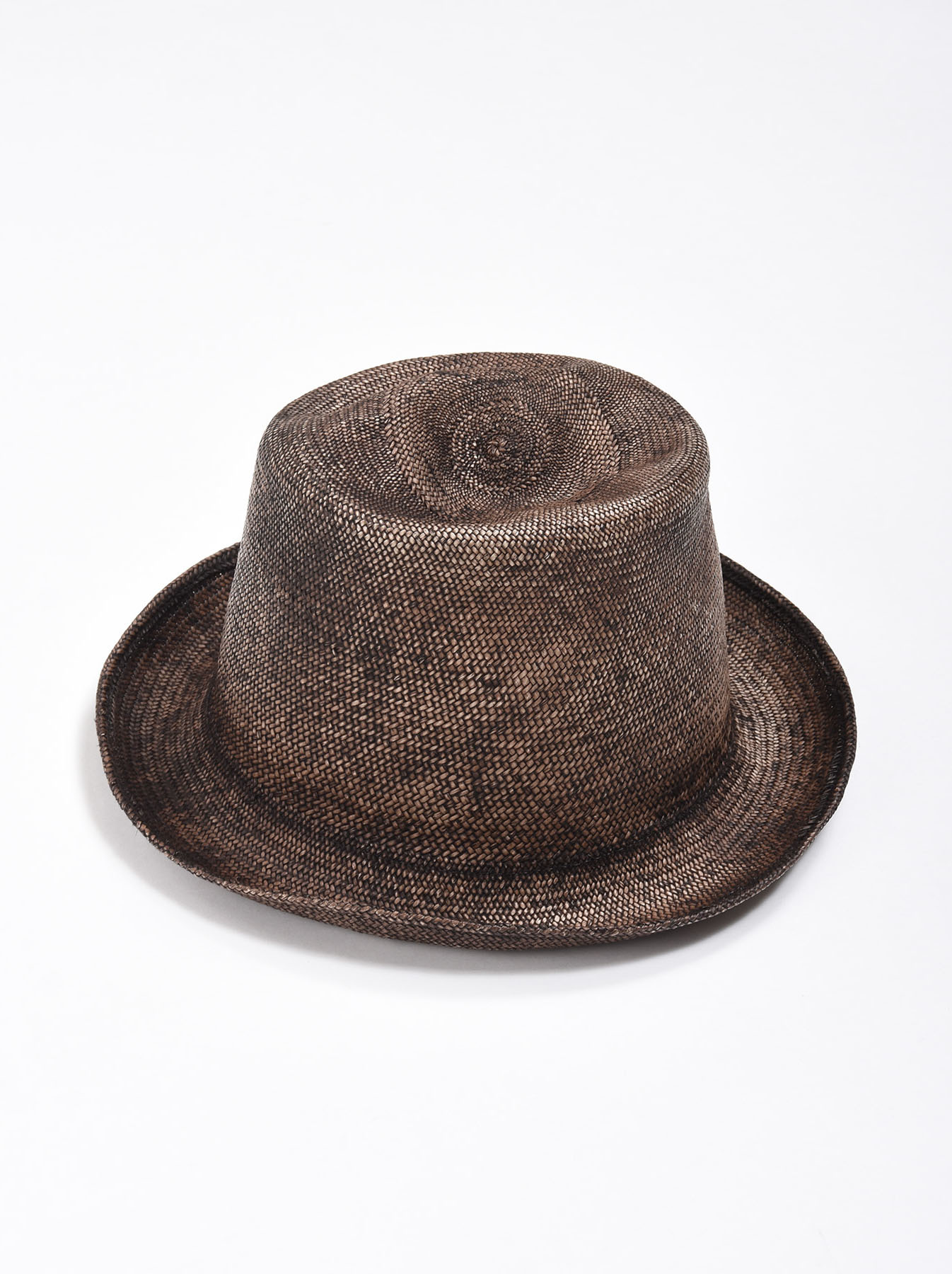Piece-dyed Panama Hat-1