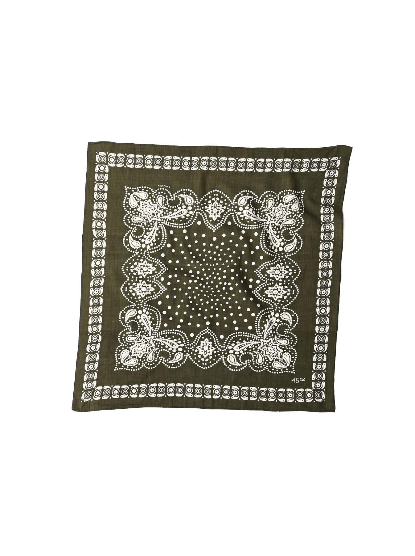 Indian Flannel Bandana-1