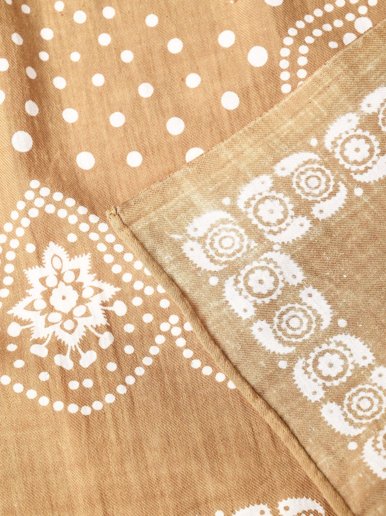 Indian Flannel Bandana-6