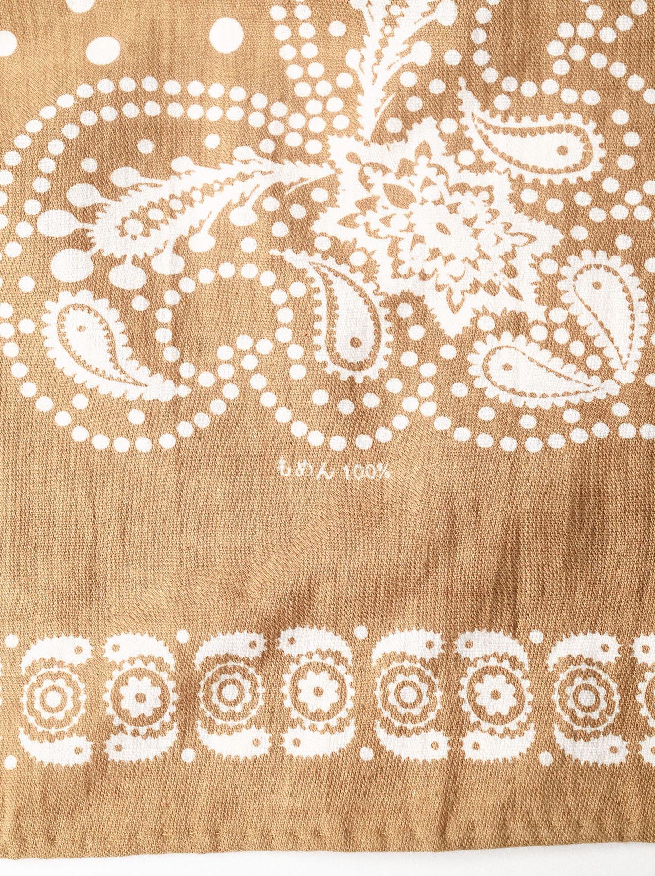 Indian Flannel Bandana-7
