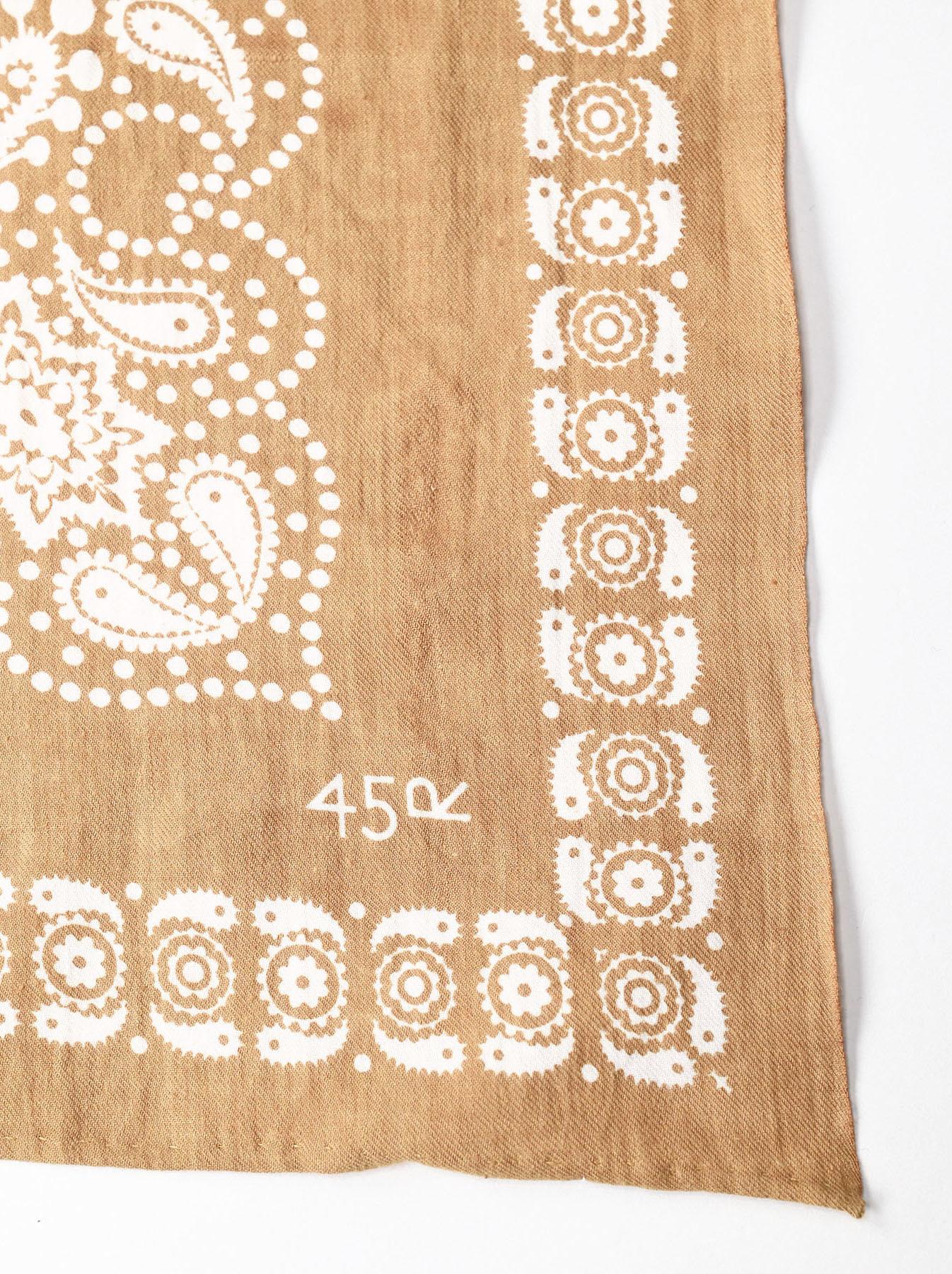 Indian Flannel Bandana-8