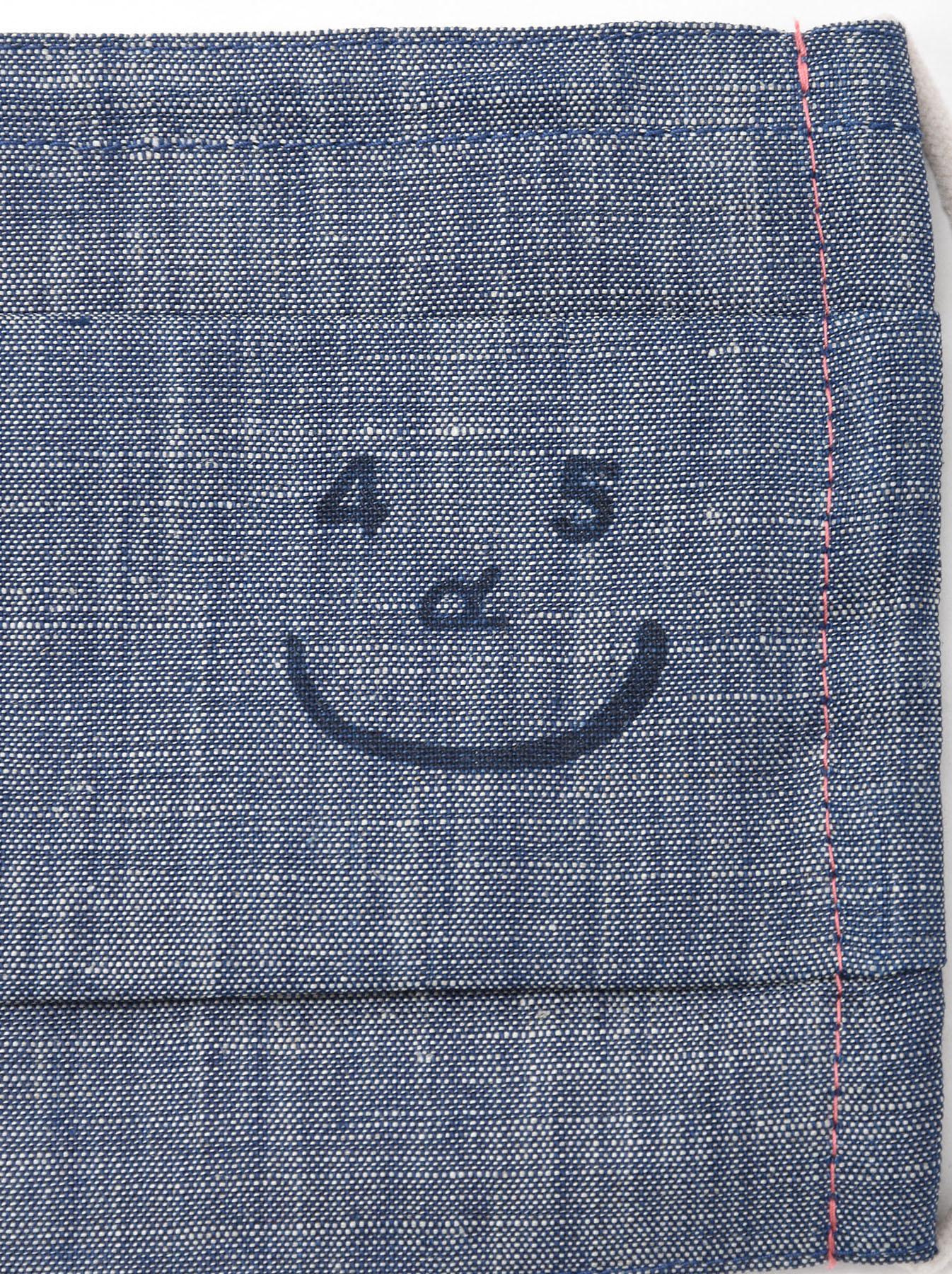 Smiling Khadi Masks-5