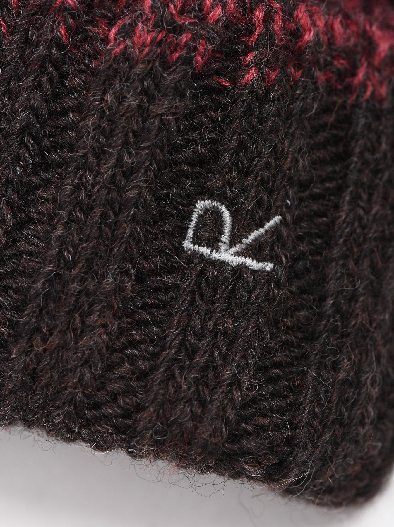 Rib Knit Cap-7