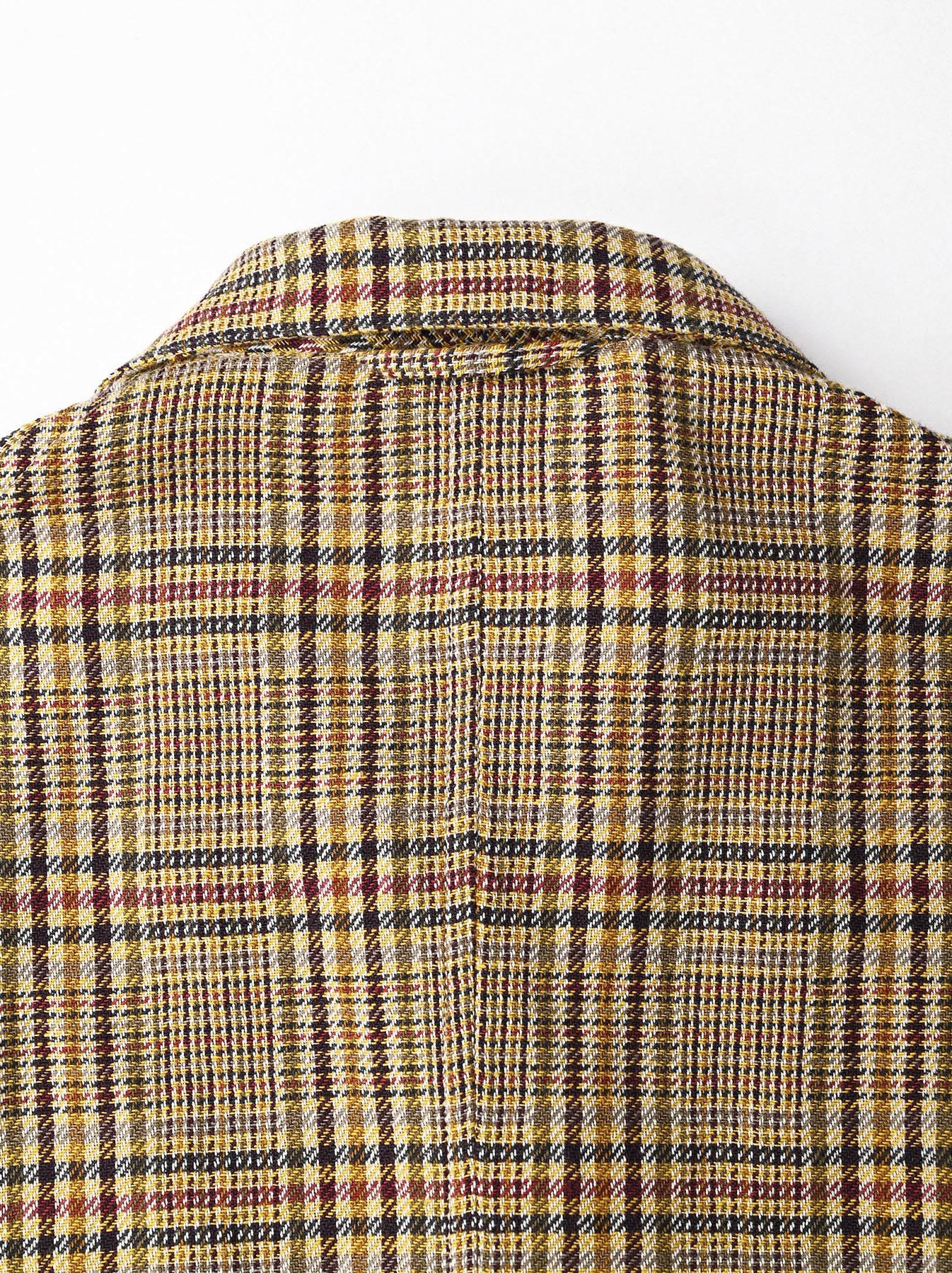 Indian Flannel Shirt-Jacket-9