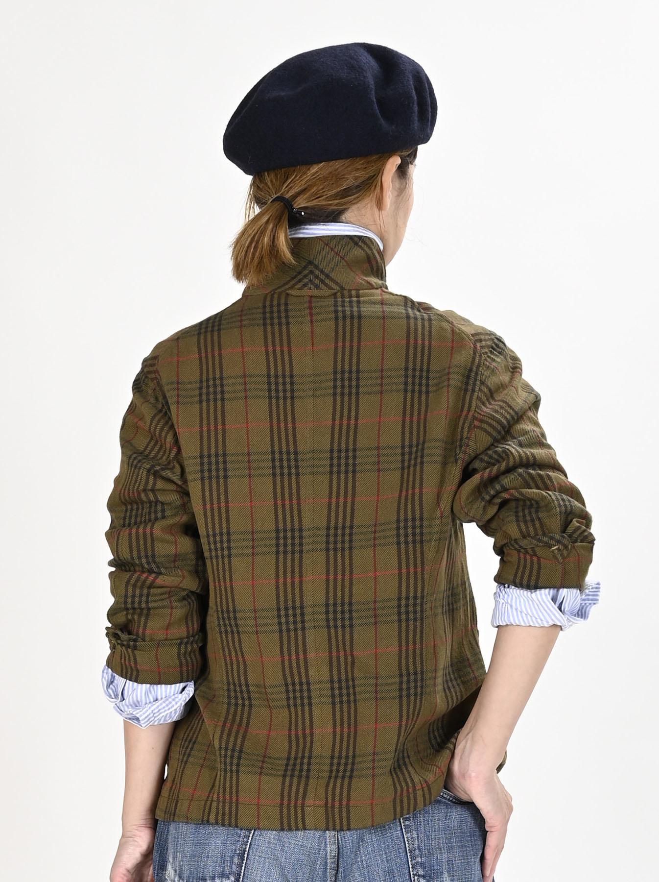 Indian Flannel Shirt-Jacket-5