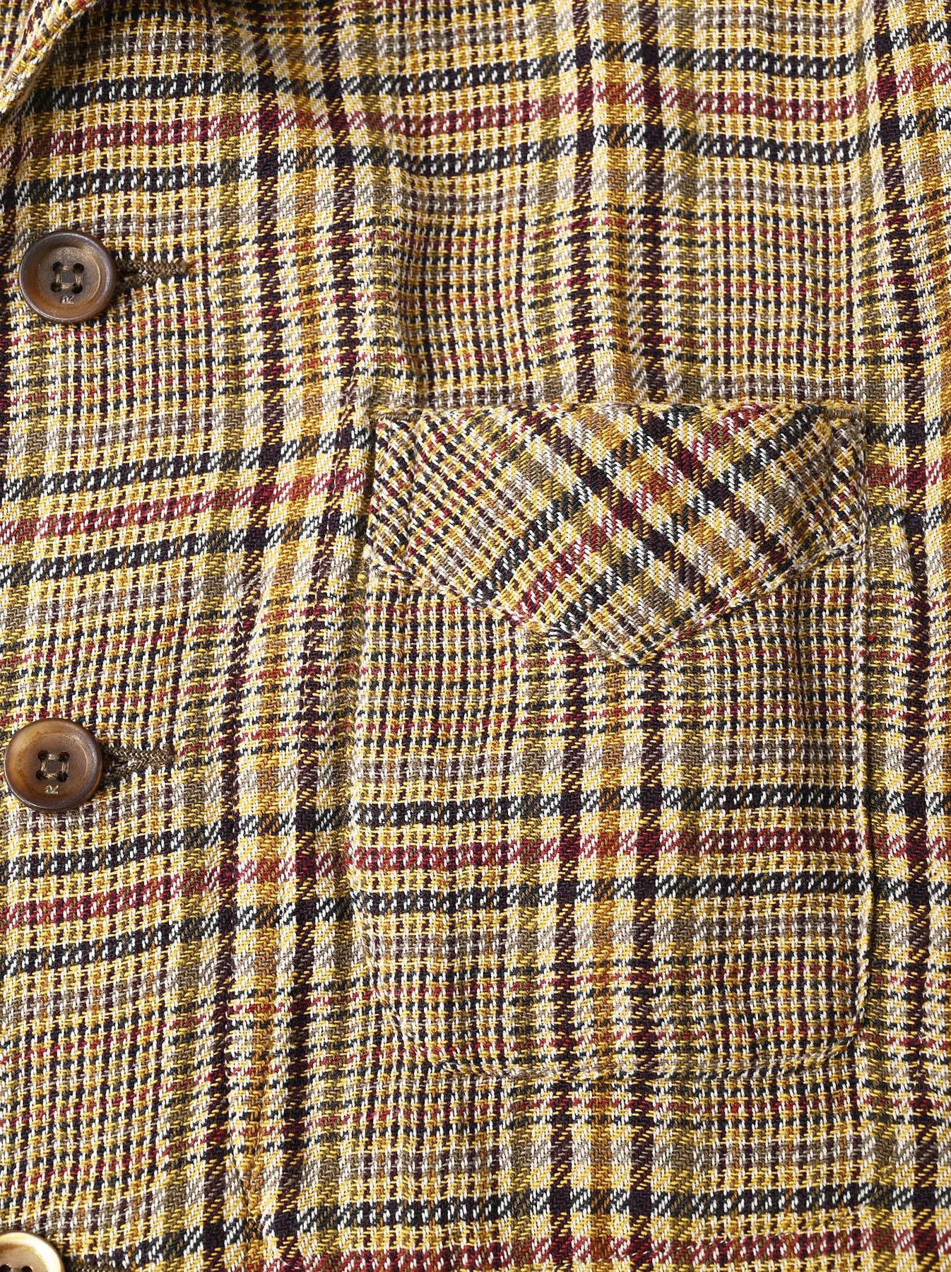 Indian Flannel Shirt-Jacket-10