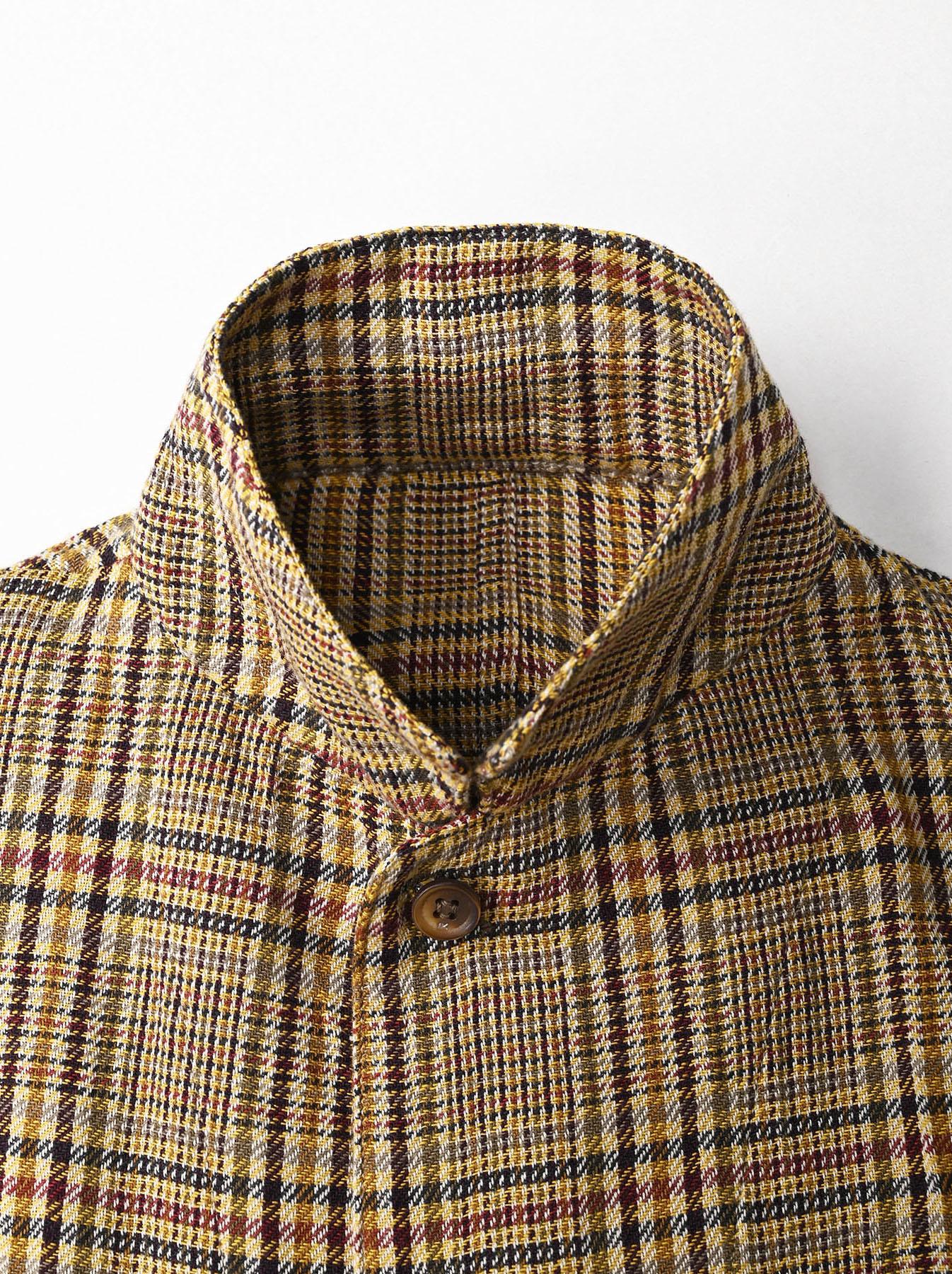 Indian Flannel Shirt-Jacket-8