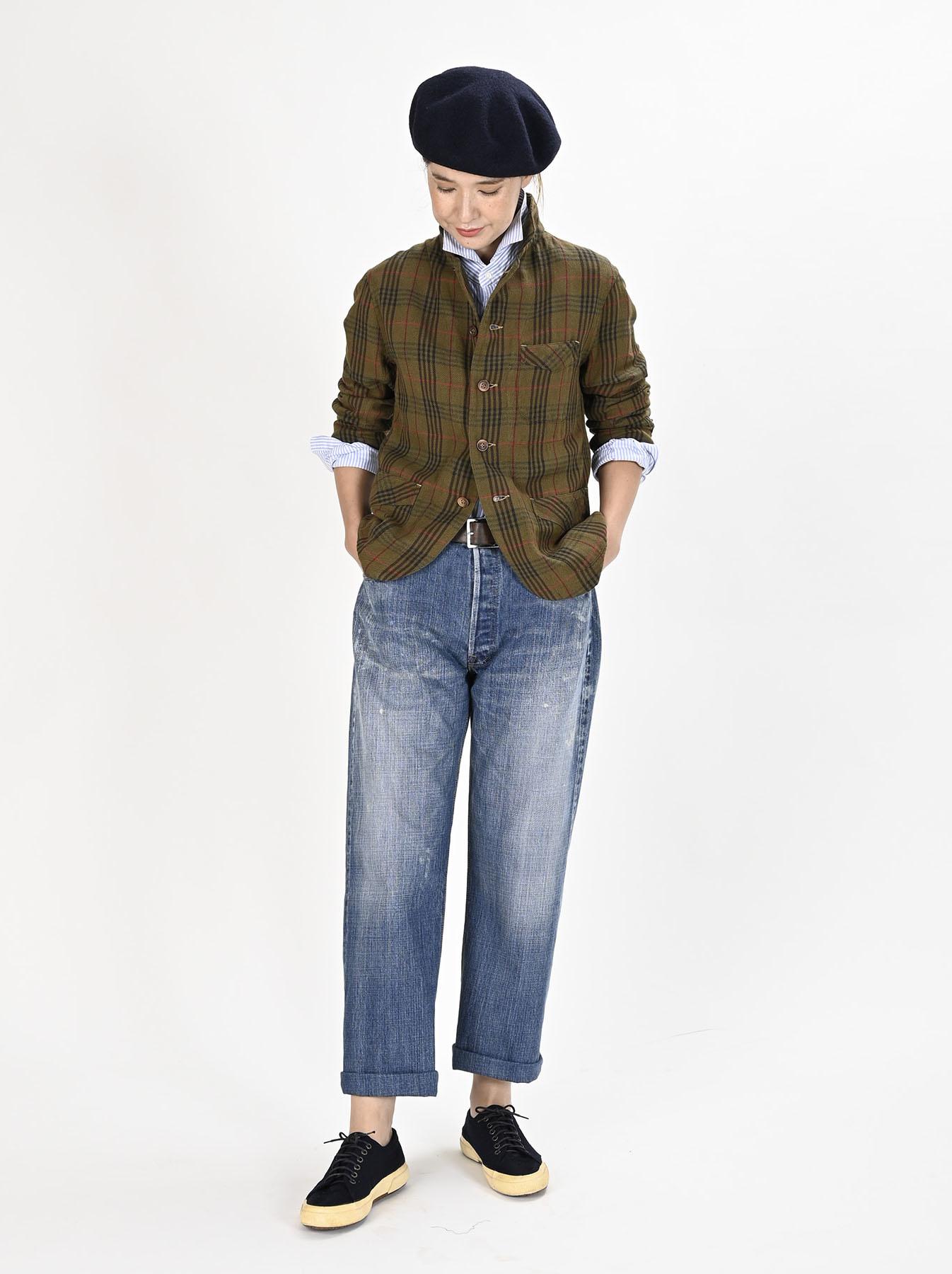 Indian Flannel Shirt-Jacket-2