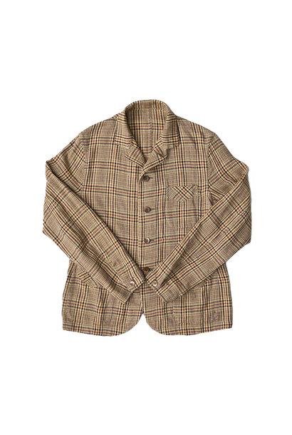 Indian Flannel Shirt-Jacket