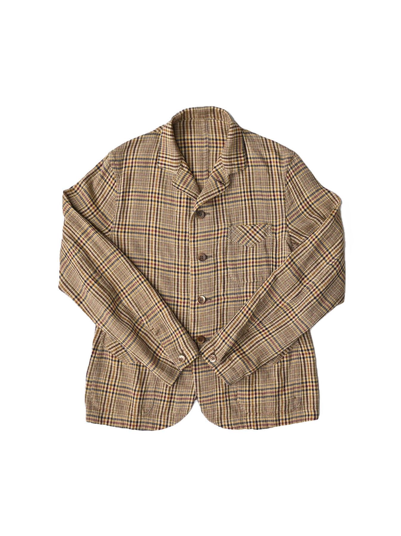 Indian Flannel Shirt-Jacket-1