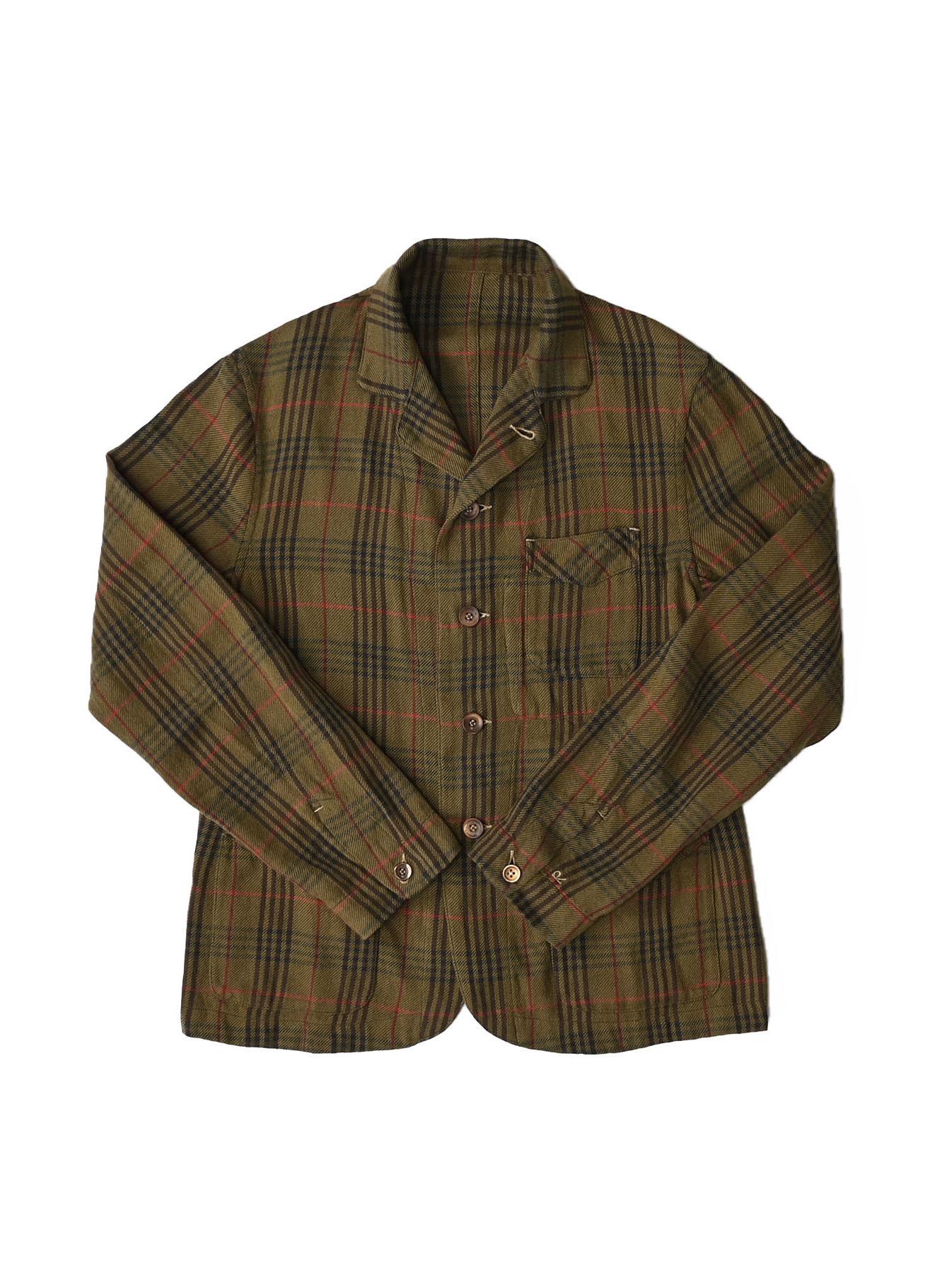 Indian Flannel Shirt-Jacket-6