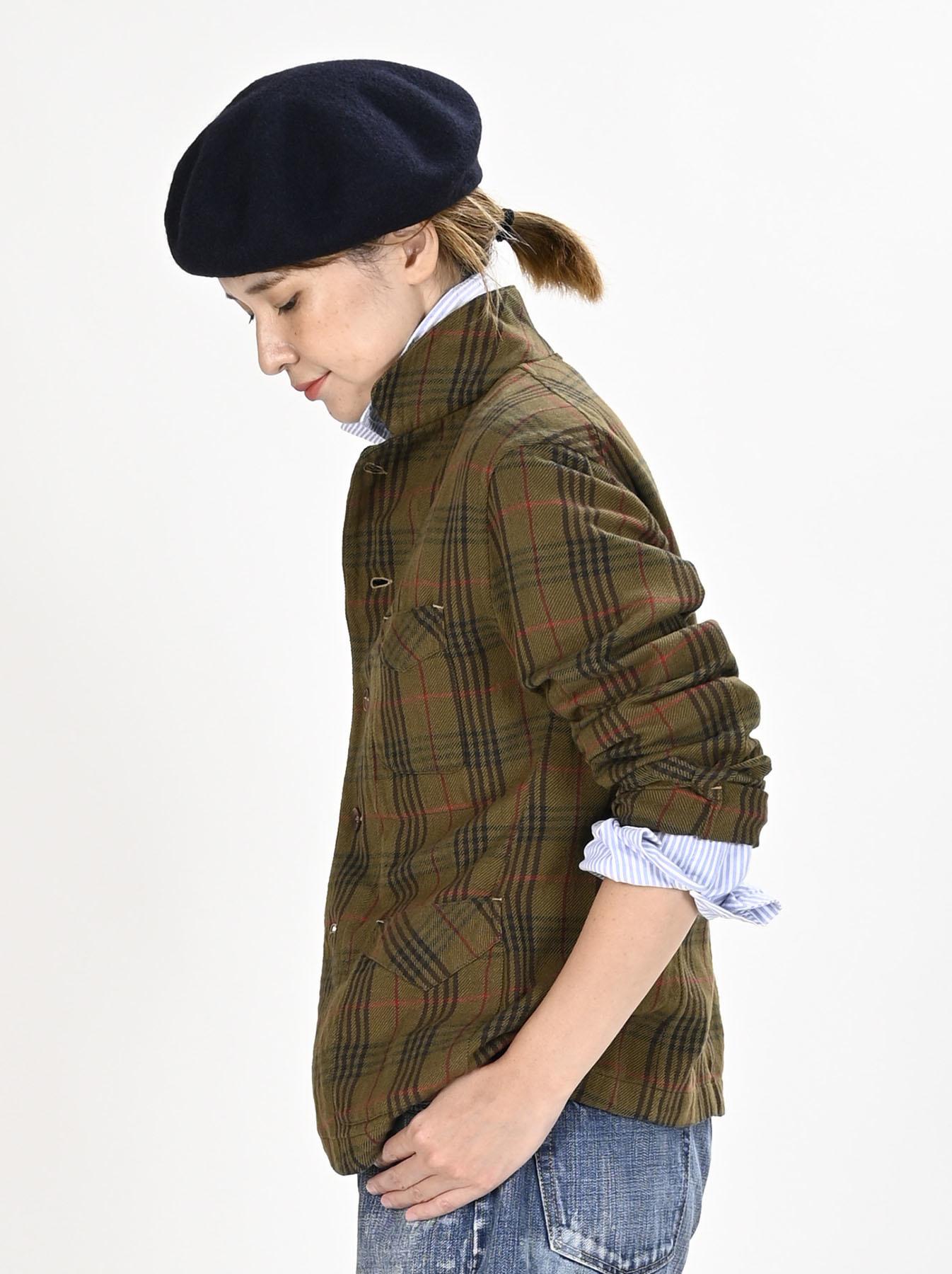 Indian Flannel Shirt-Jacket-4