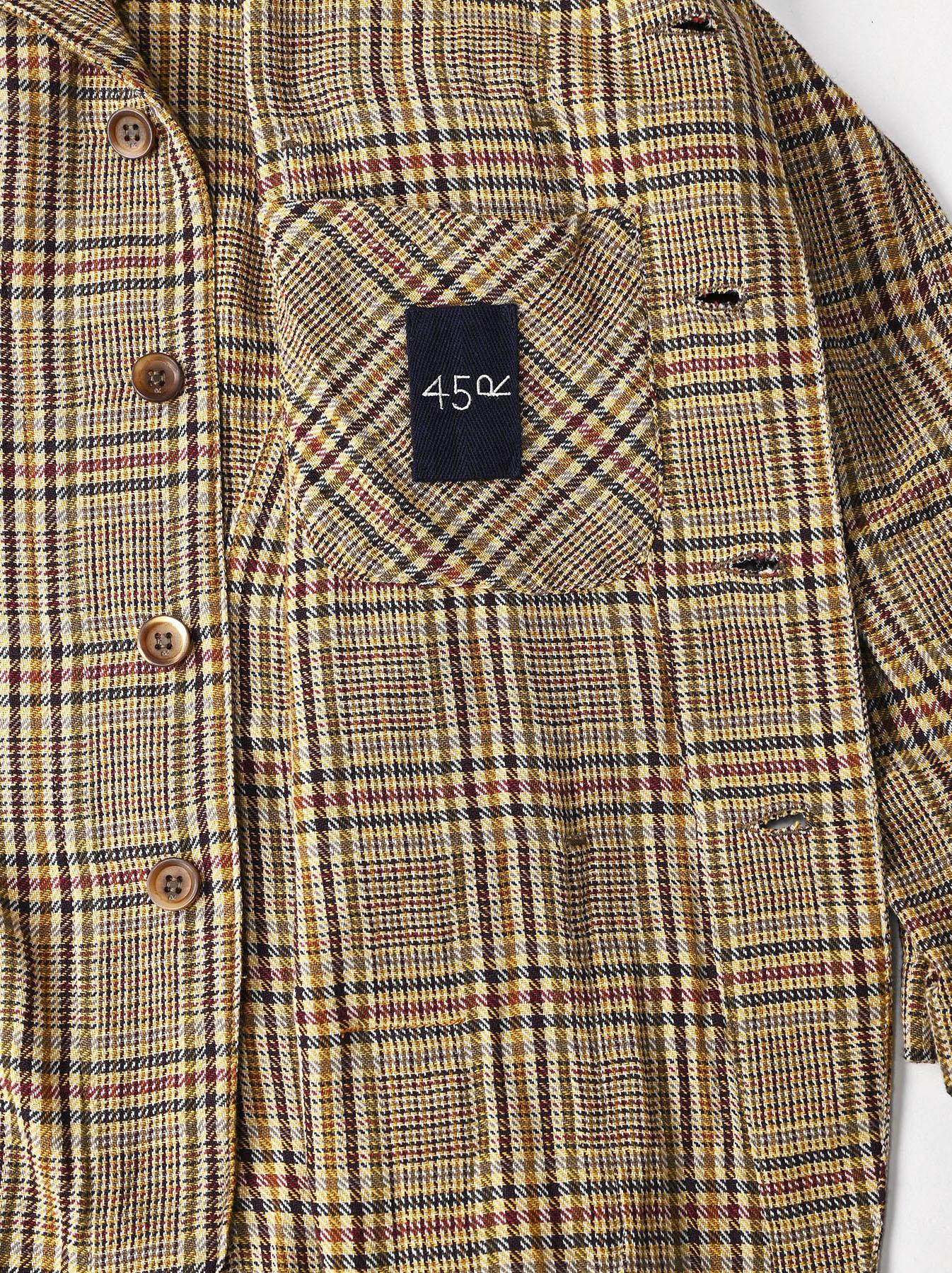 Indian Flannel Shirt-Jacket-11