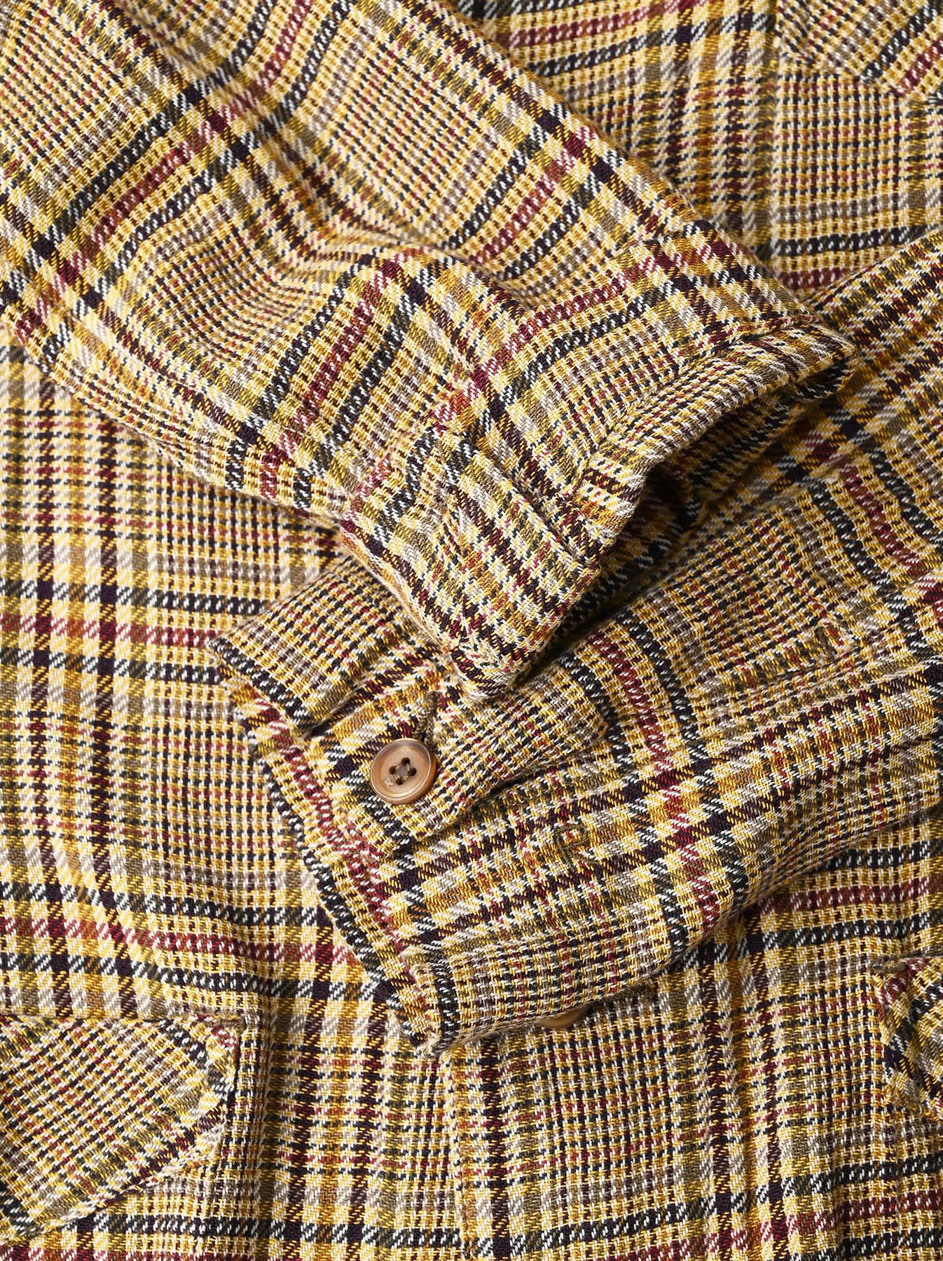 Indian Flannel Shirt-Jacket-12