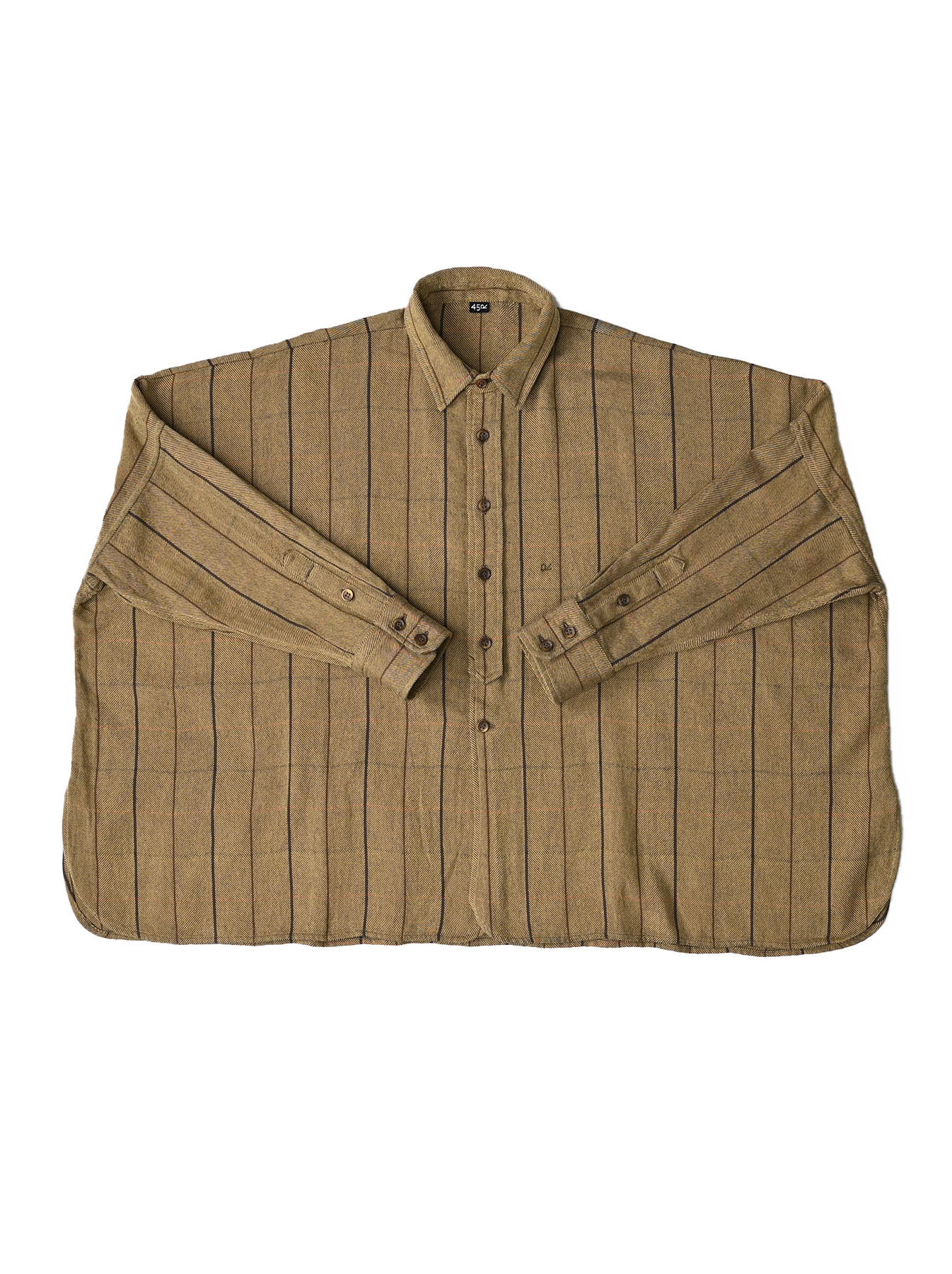 Indian Flannel Big Shirt-6