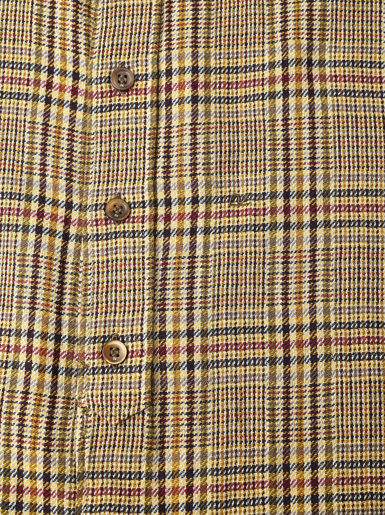 Indian Flannel Big Shirt-10