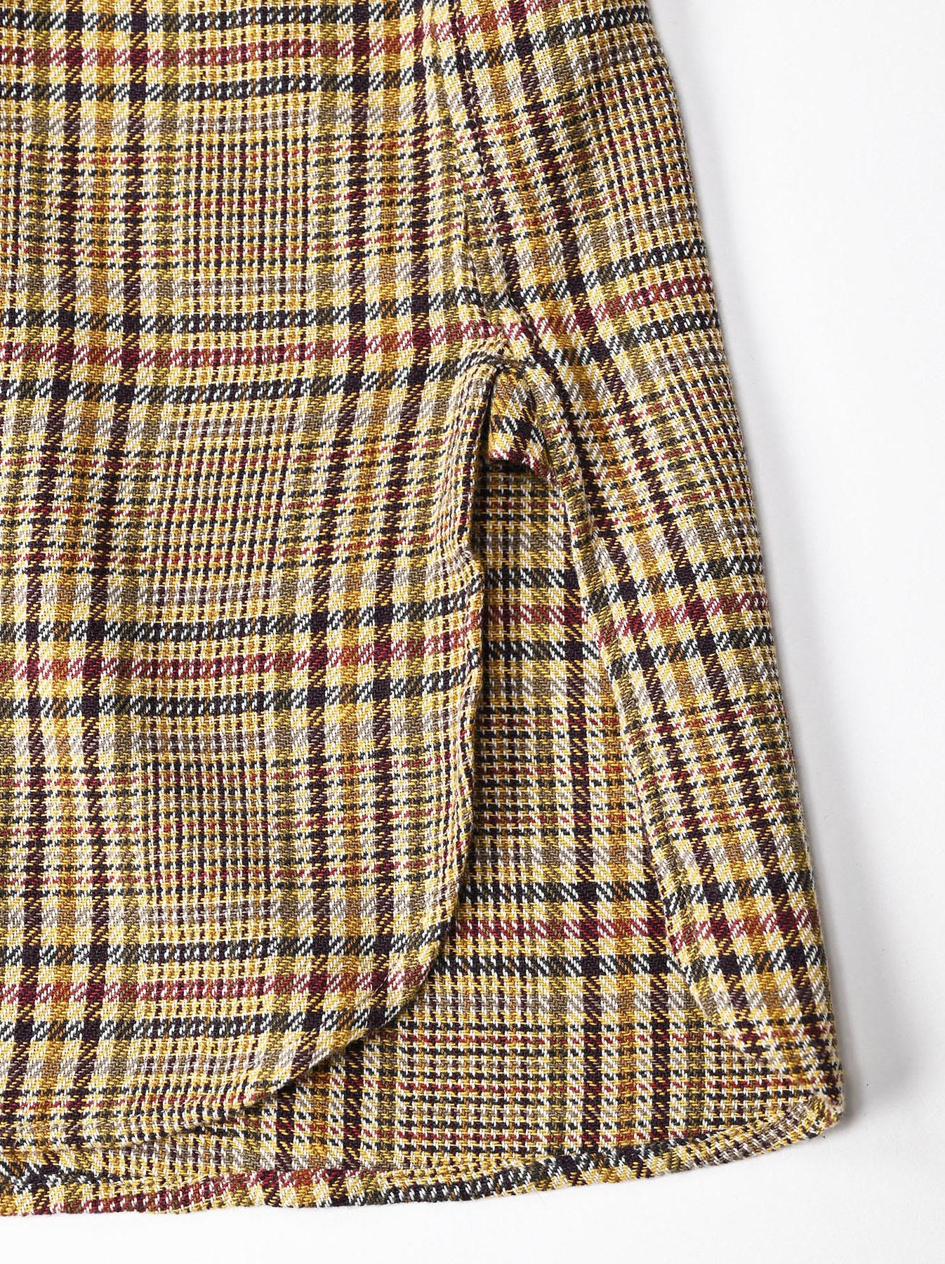 Indian Flannel Big Shirt-11