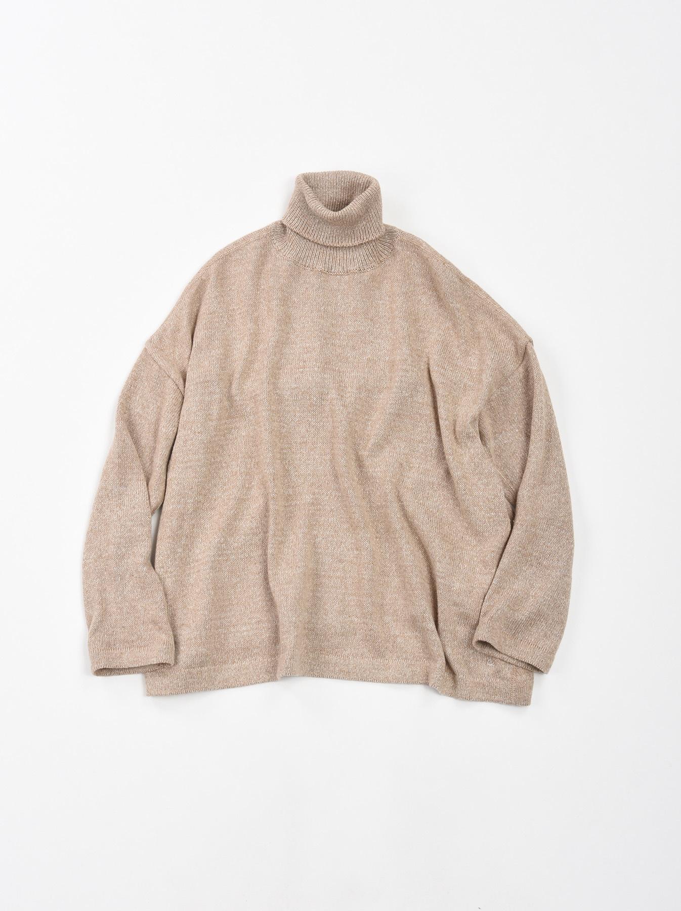 Zimbabwe Cotton Knit-sew Turtleneck-6