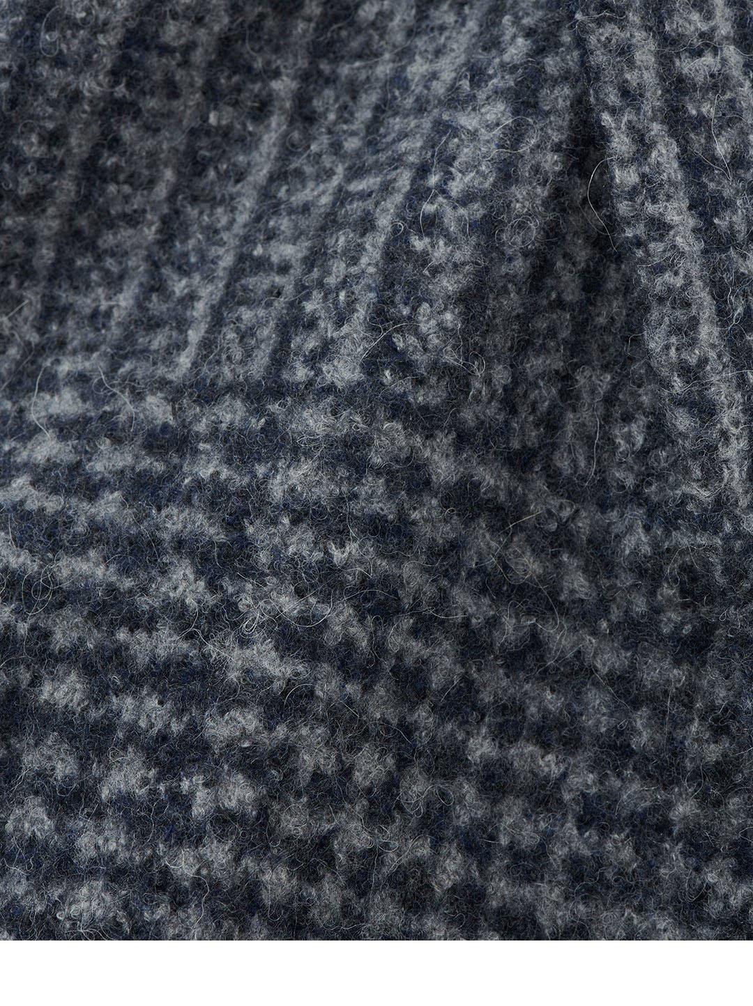 Boiled Wool 908 P-coat-6