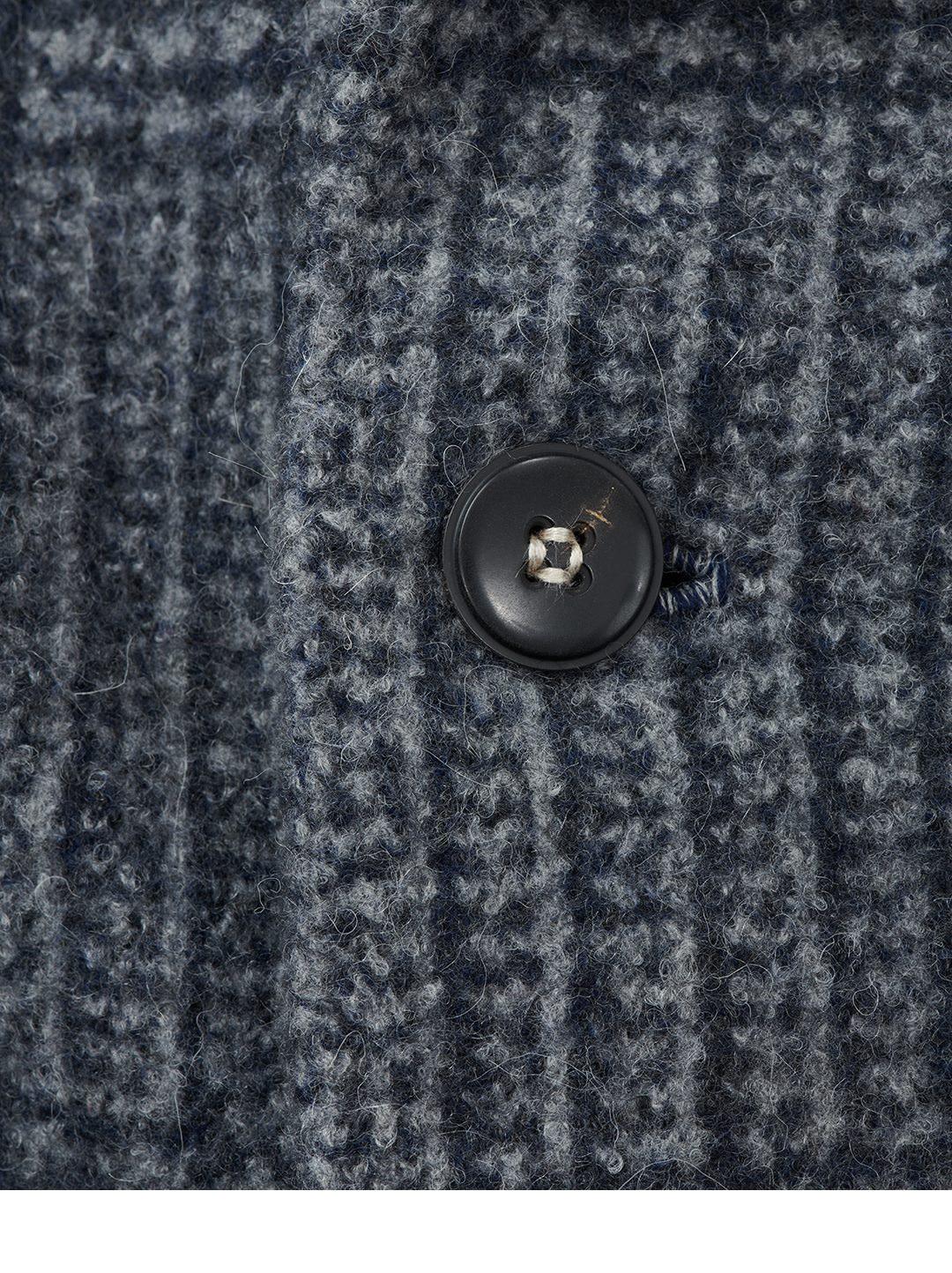 Boiled Wool 908 P-coat-7