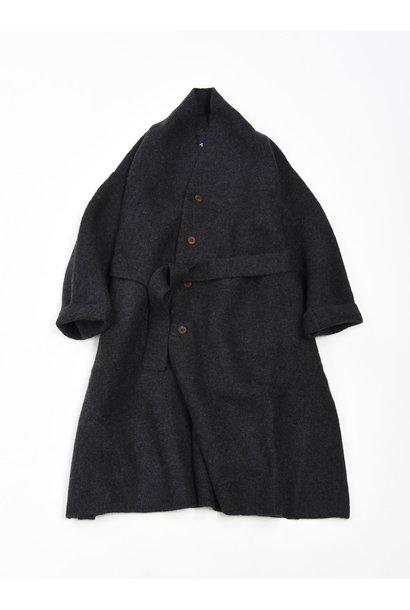 Boiled Knit Coat