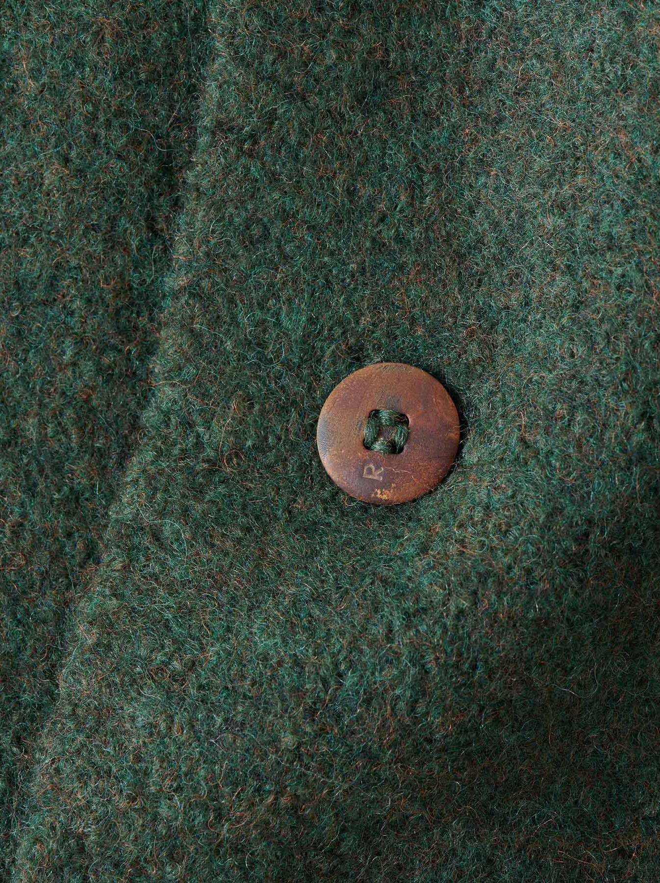 Boiled Knit Coat-9