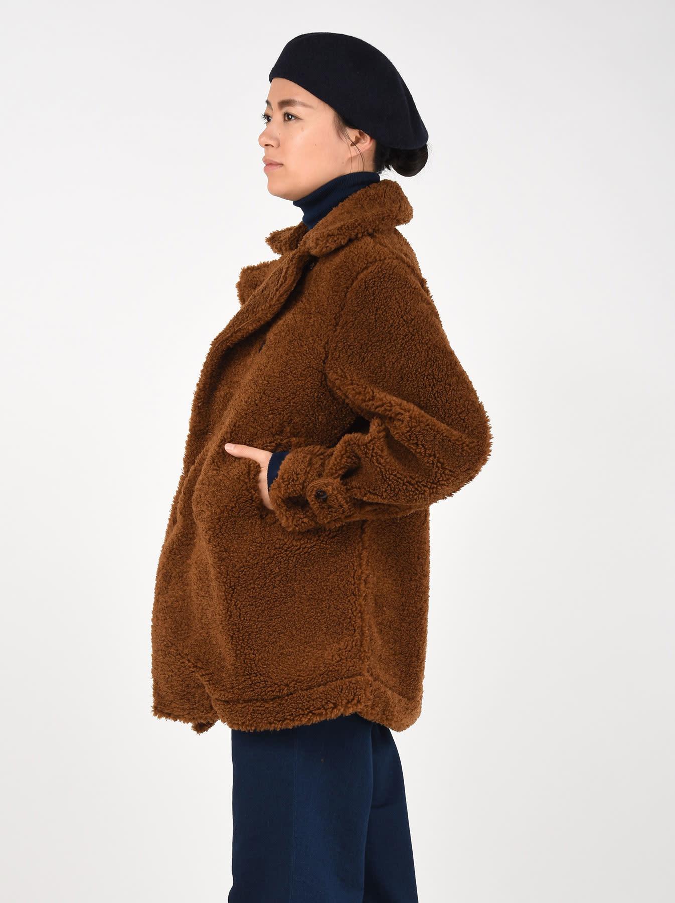 Sheep Boa 908 P-coat-3