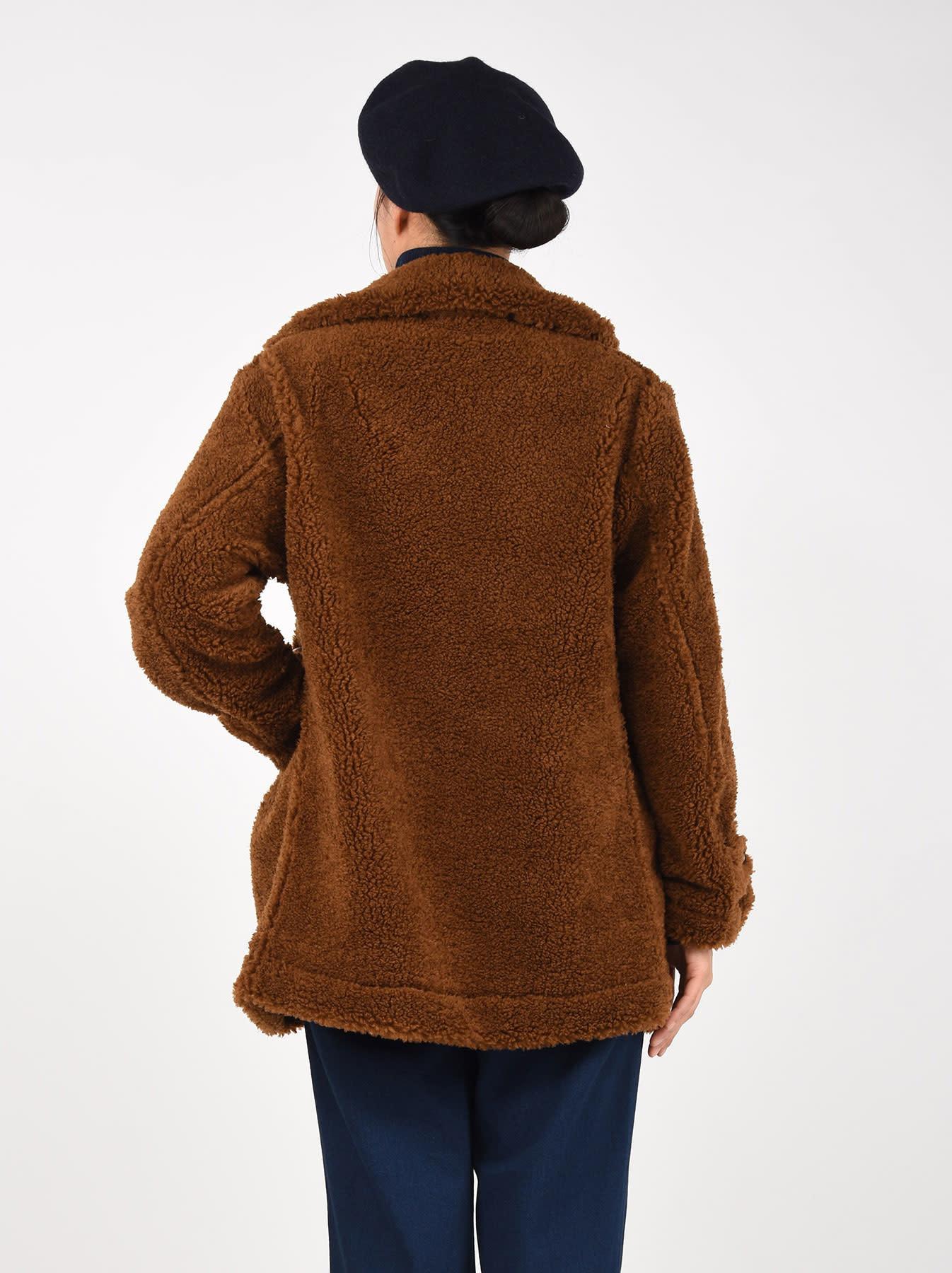 Sheep Boa 908 P-coat-5