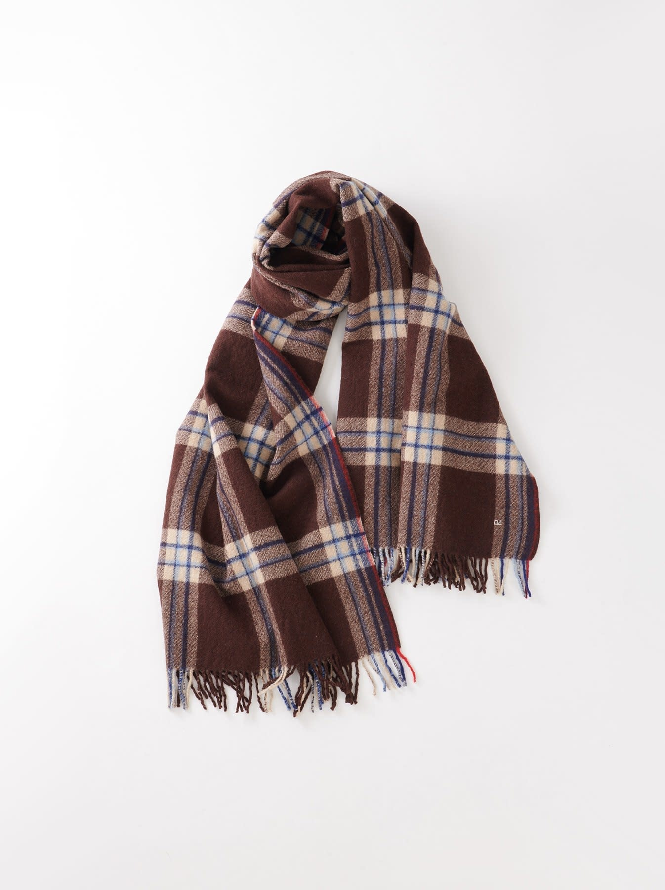 Arles Boiled Wool Stole-3
