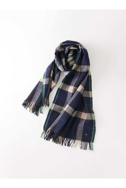 Arles Boiled Wool Stole