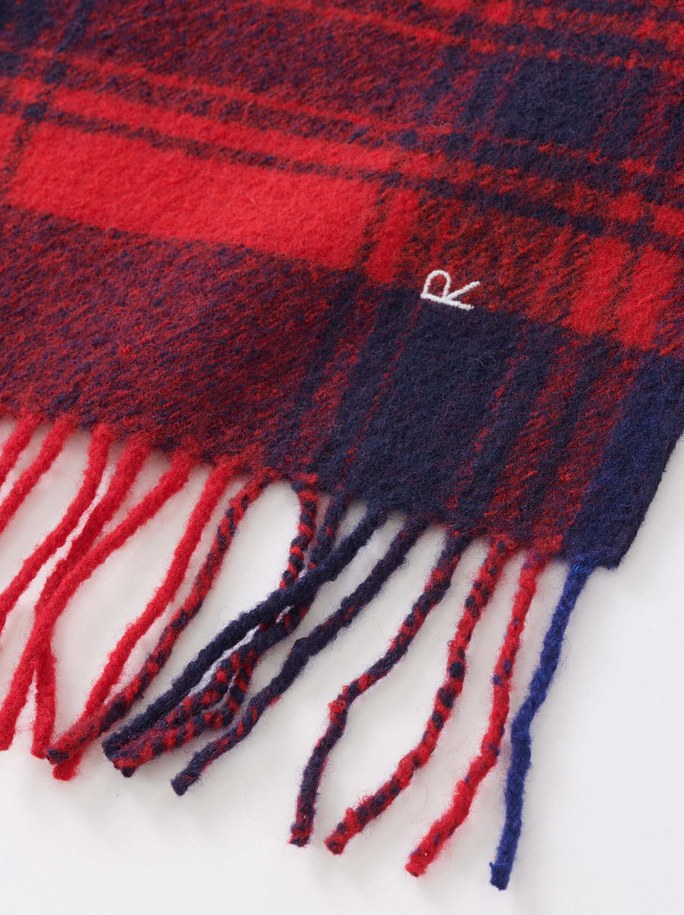 Arles Boiled Wool Stole-6