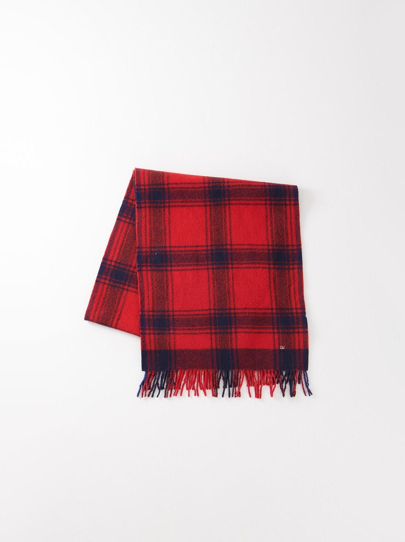 Arles Boiled Wool Muffler-1
