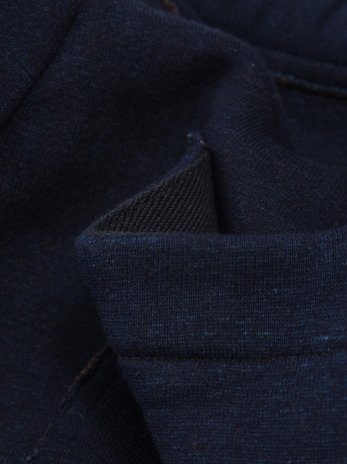 Indigo Hokkaido Fleecy Easy Pants-9