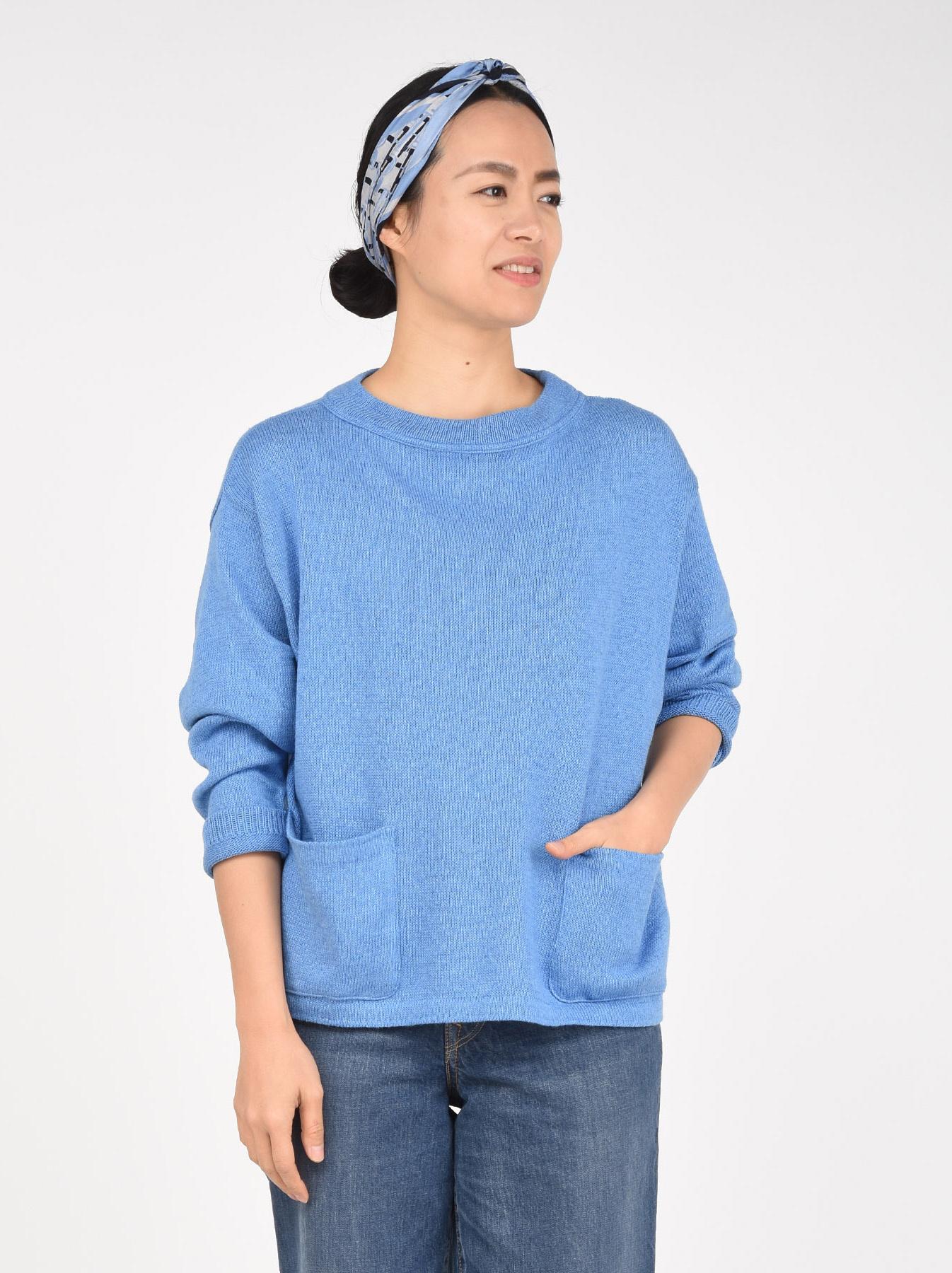Zimbabwe Cotton Knit-sew 908 Uma Sweater-3