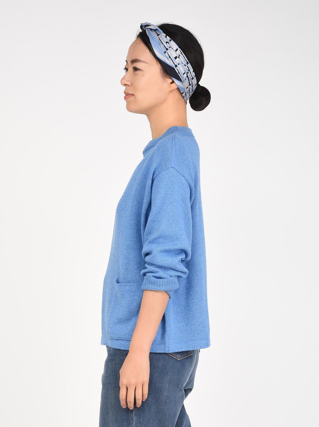 Zimbabwe Cotton Knit-sew 908 Uma Sweater-4