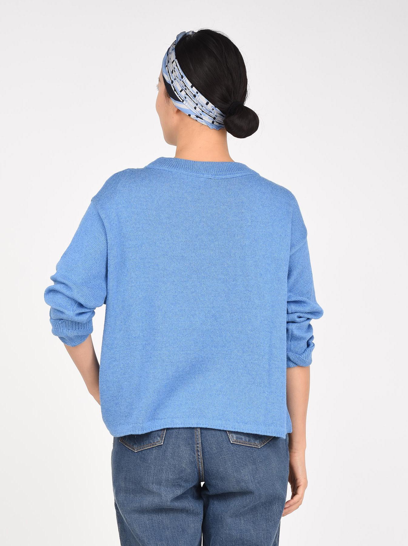 Zimbabwe Cotton Knit-sew 908 Uma Sweater-5