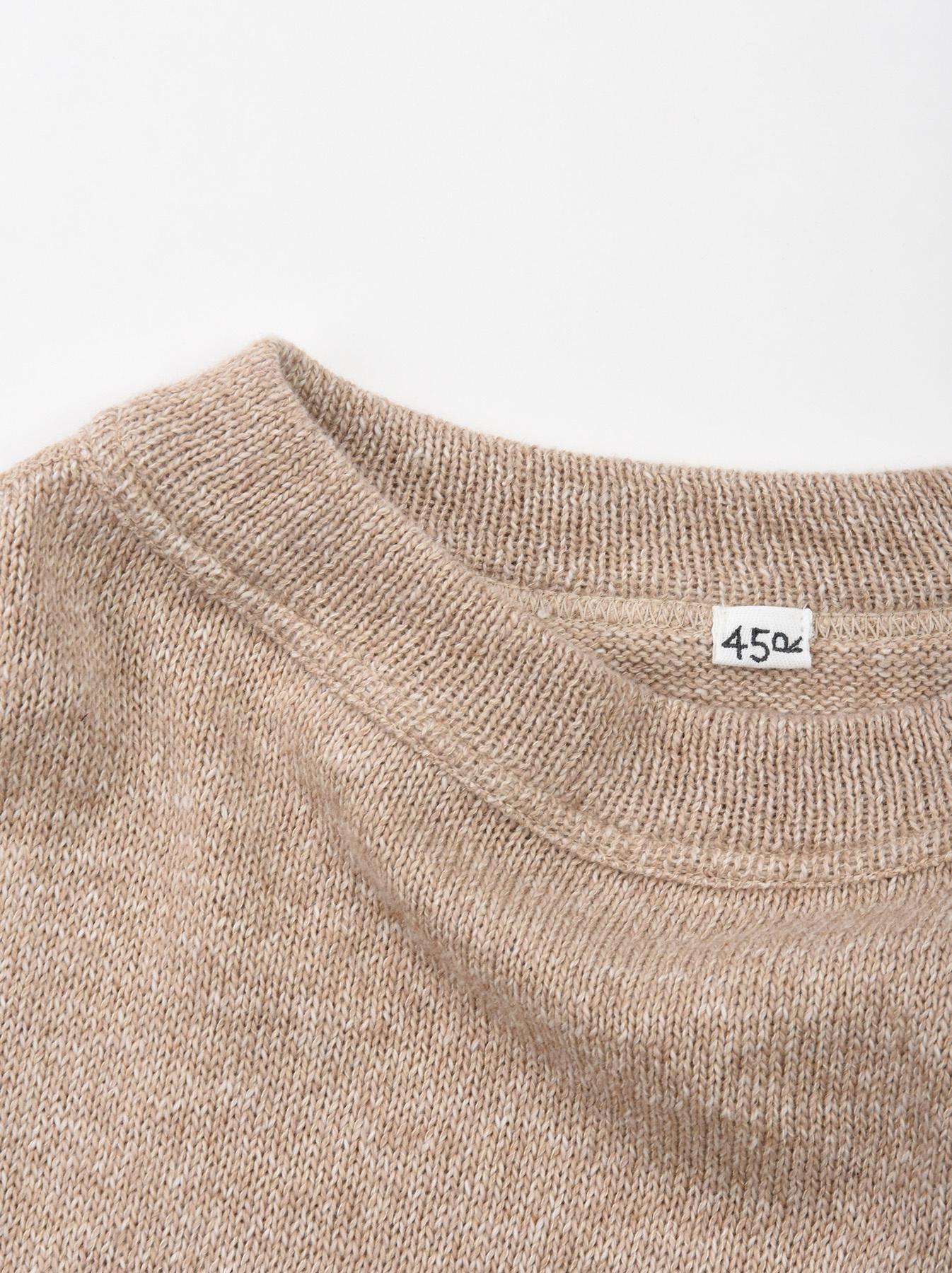 Zimbabwe Cotton Knit-sew 908 Uma Sweater-9