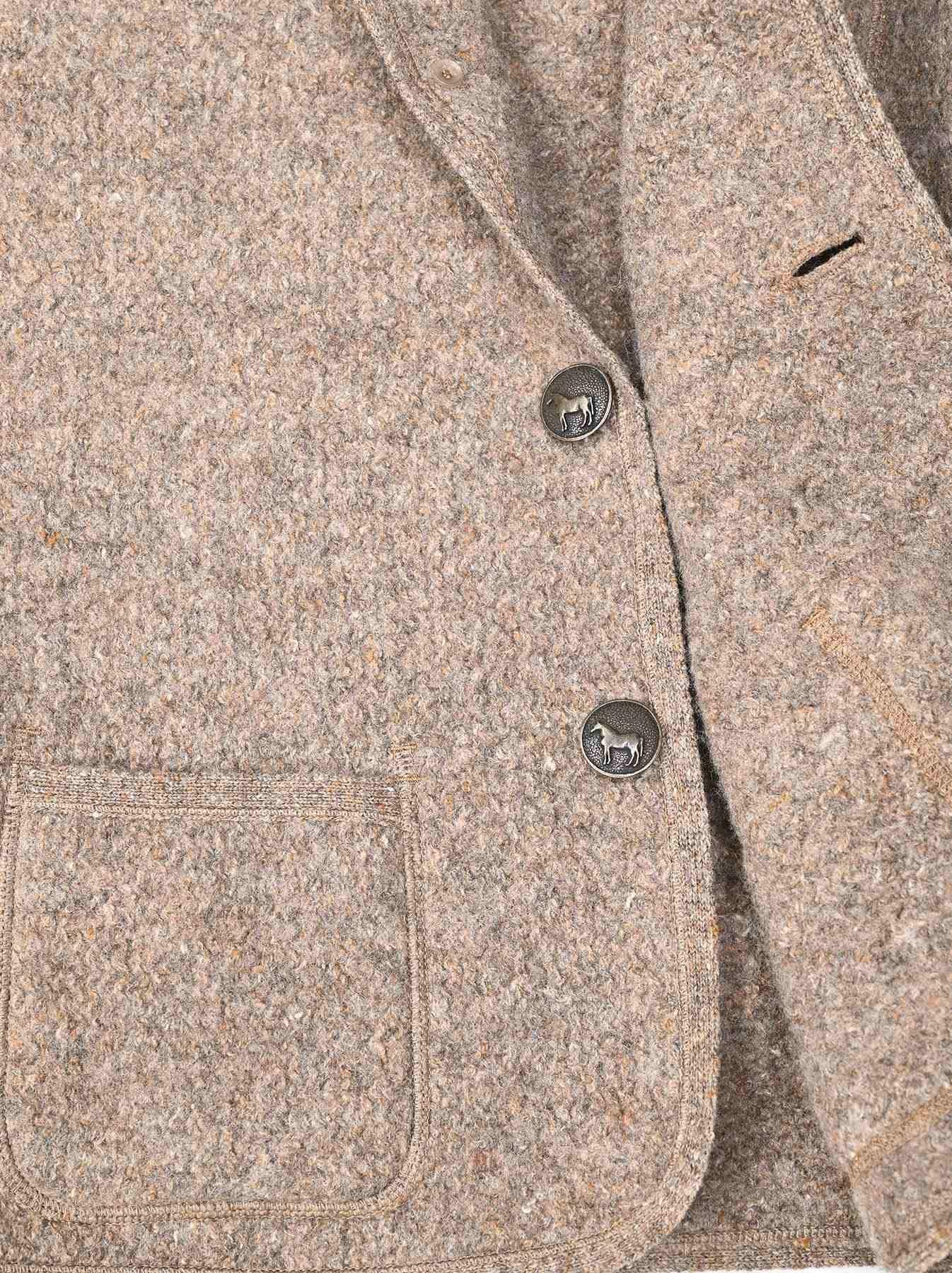 Cotton Shetland 908 Tyrolean Jacket-9