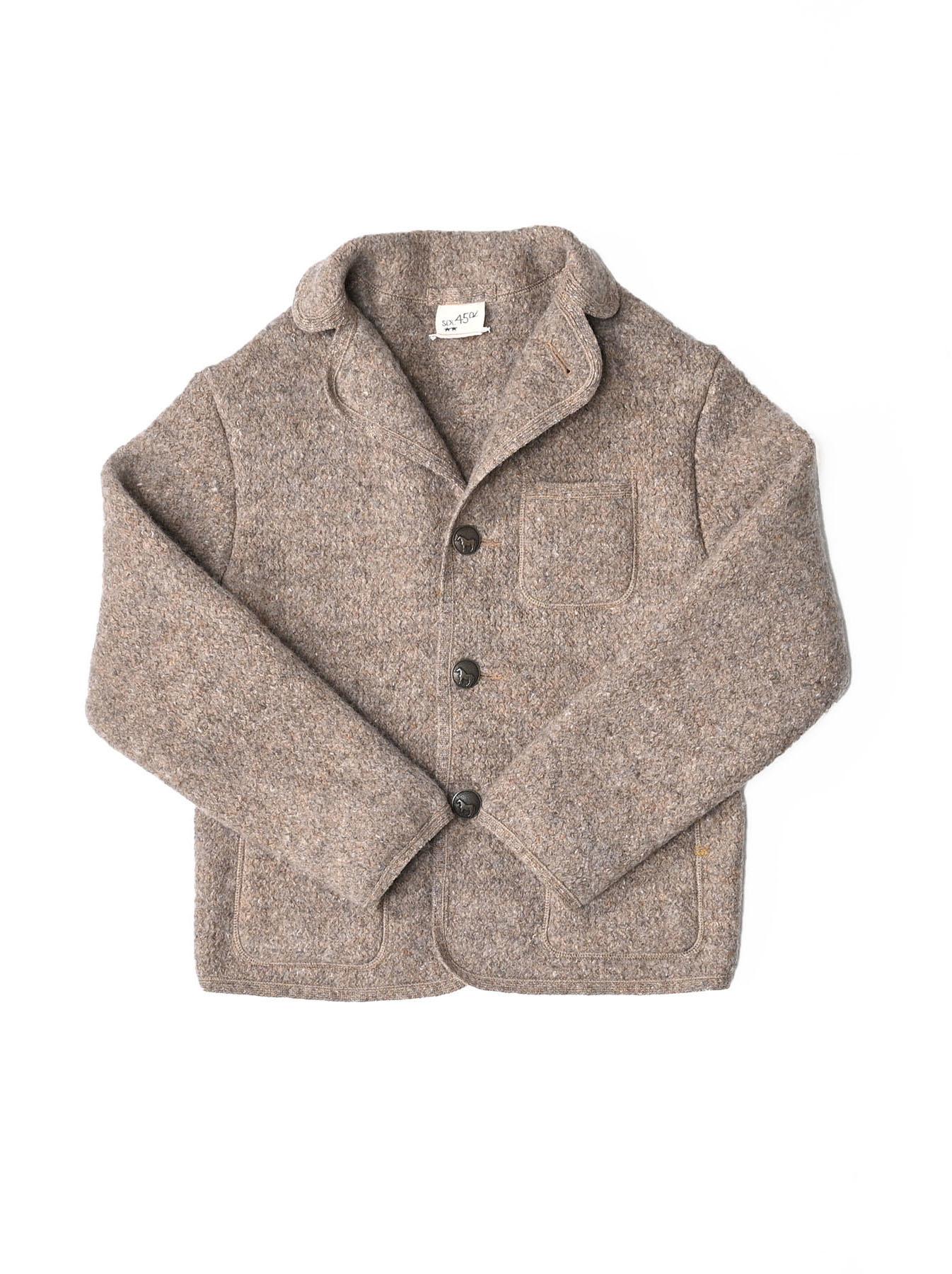 Cotton Shetland 908 Tyrolean Jacket-3