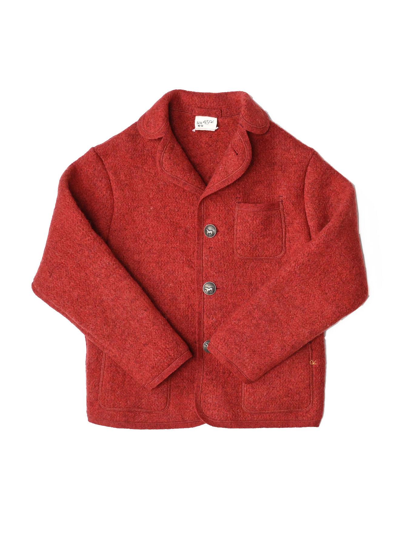 Cotton Shetland 908 Tyrolean Jacket-4