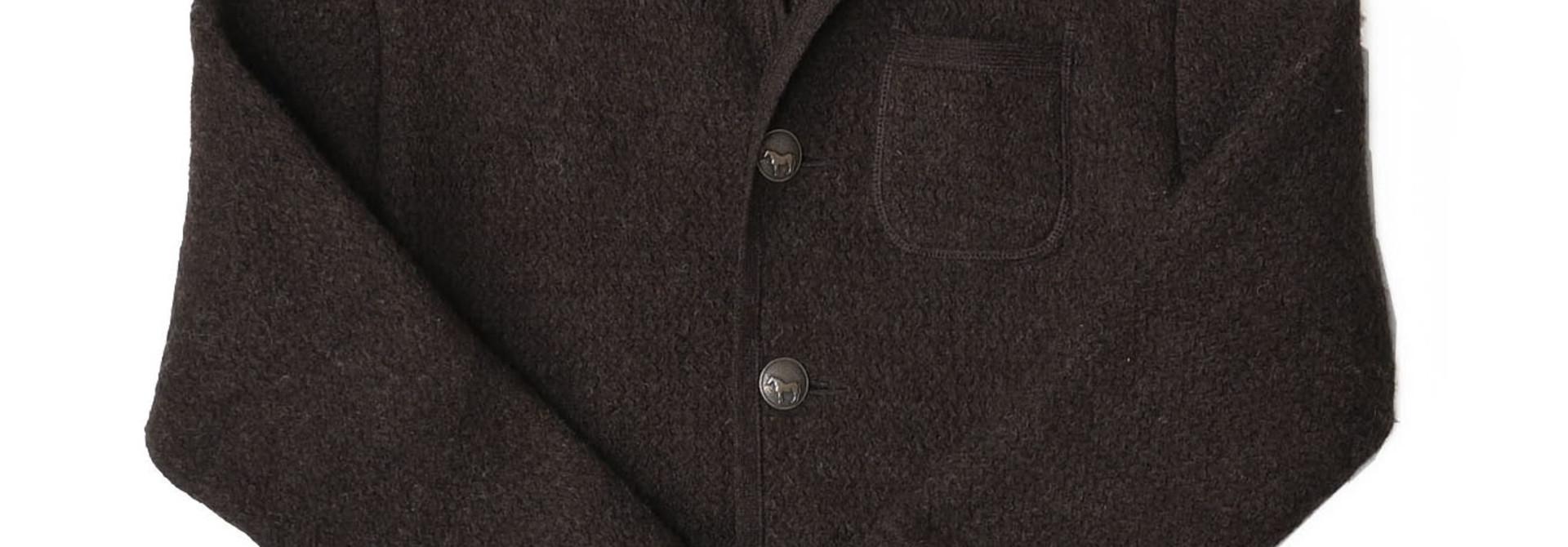 Cotton Shetland 908 Tyrolean Jacket