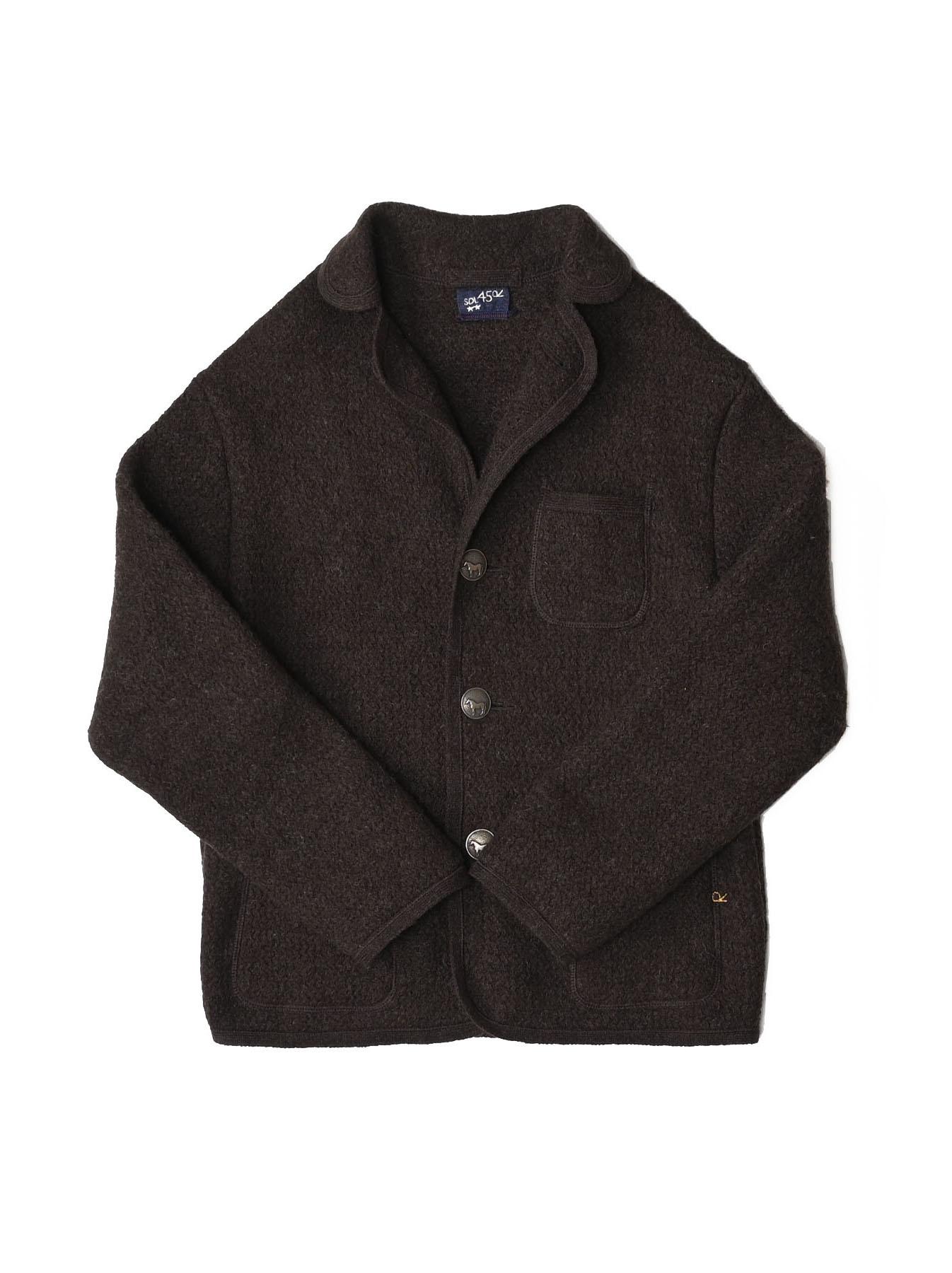 Cotton Shetland 908 Tyrolean Jacket-1