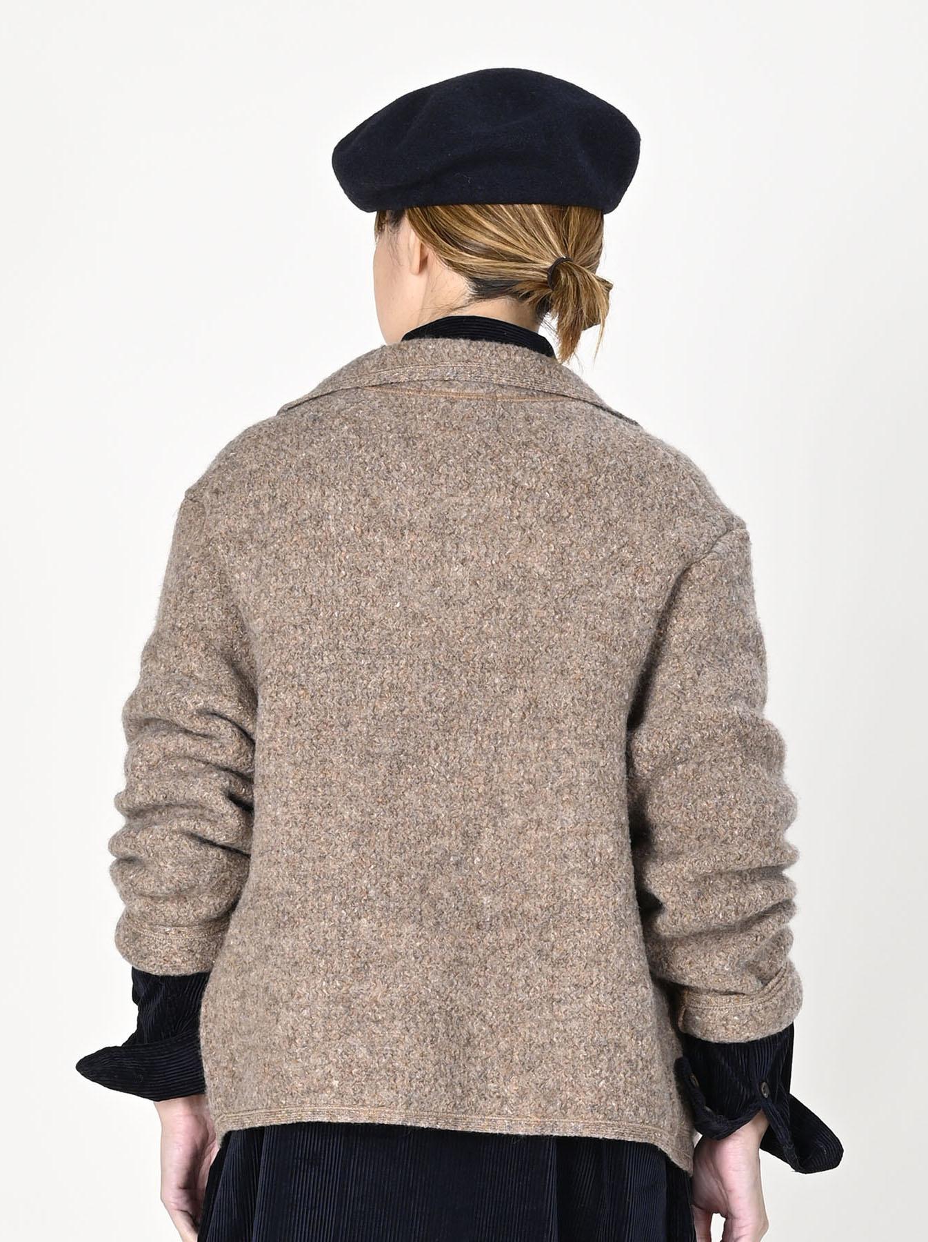 Cotton Shetland 908 Tyrolean Jacket-12