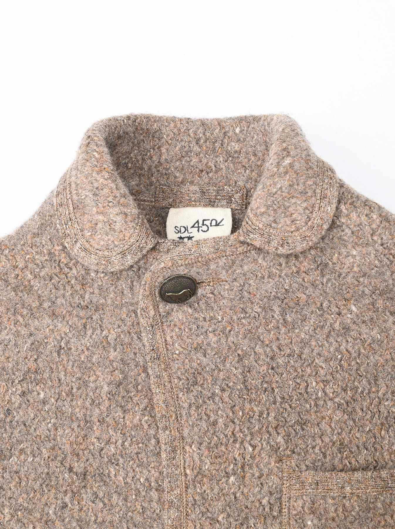 Cotton Shetland 908 Tyrolean Jacket-6