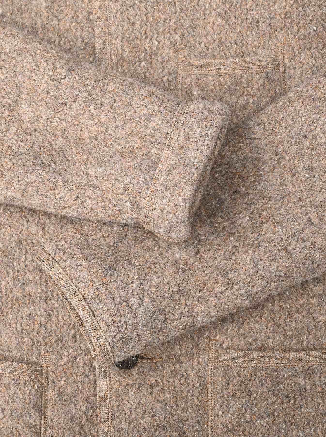 Cotton Shetland 908 Tyrolean Jacket-8
