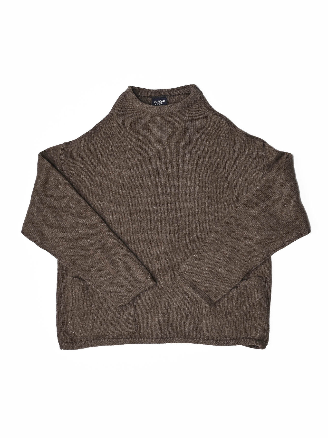 45 Star Cashmere Umahiko Sweater-1