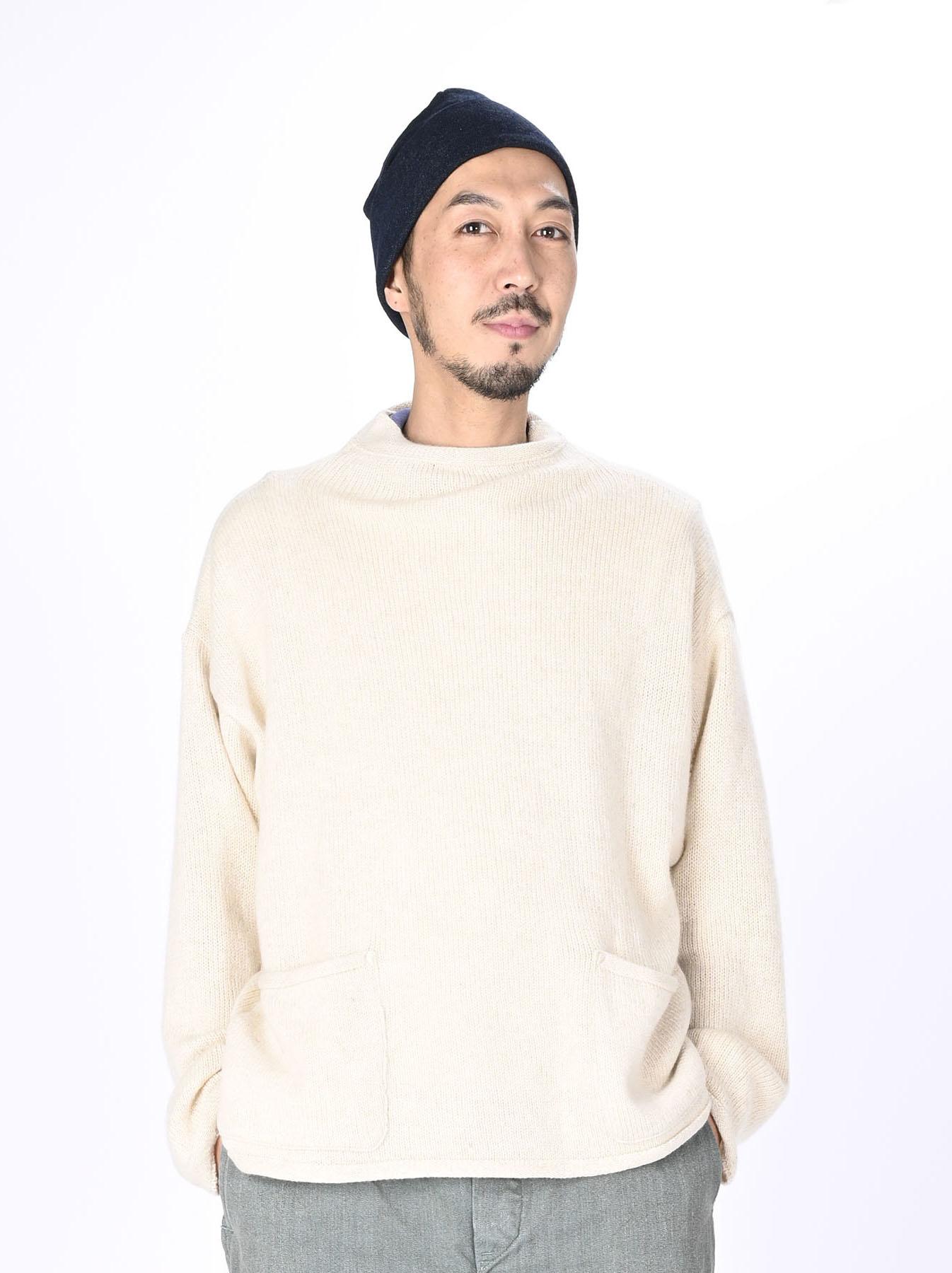 45 Star Cashmere Umahiko Sweater-3