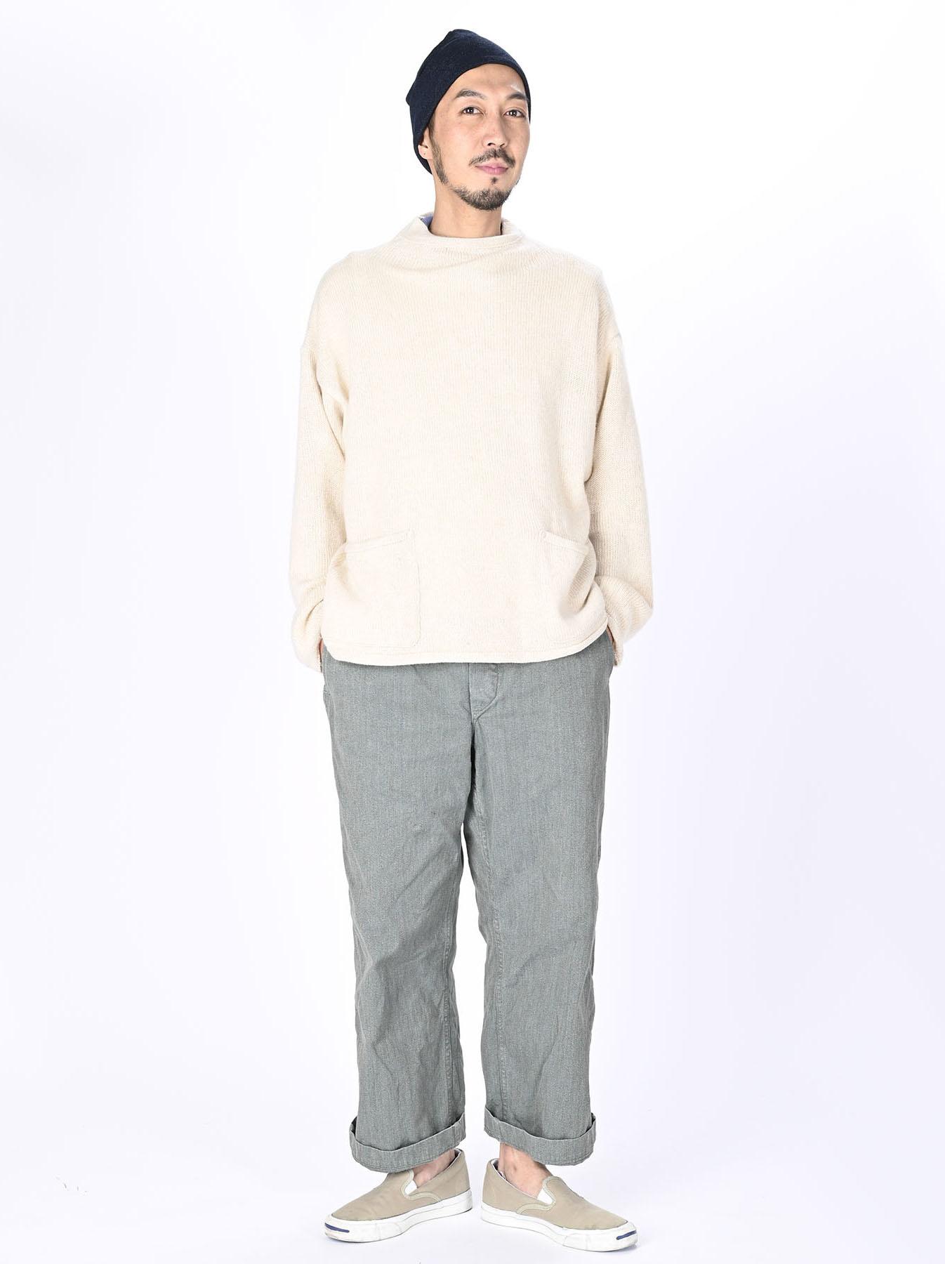 45 Star Cashmere Umahiko Sweater-2